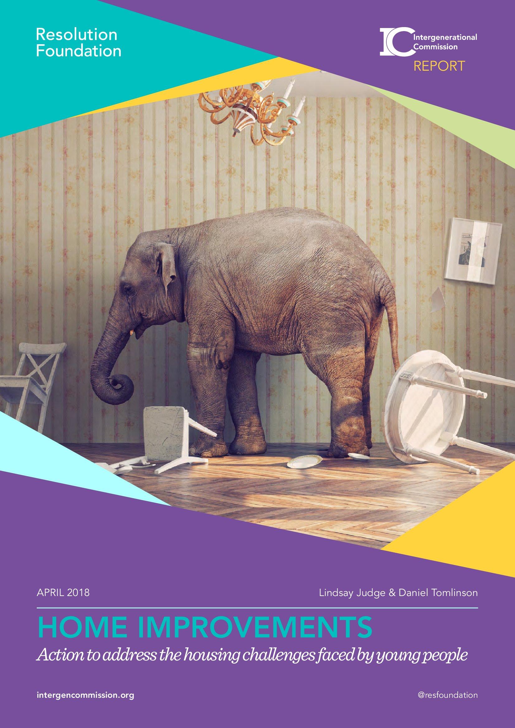 Resolution Foundation:2018年英国住房改善报告