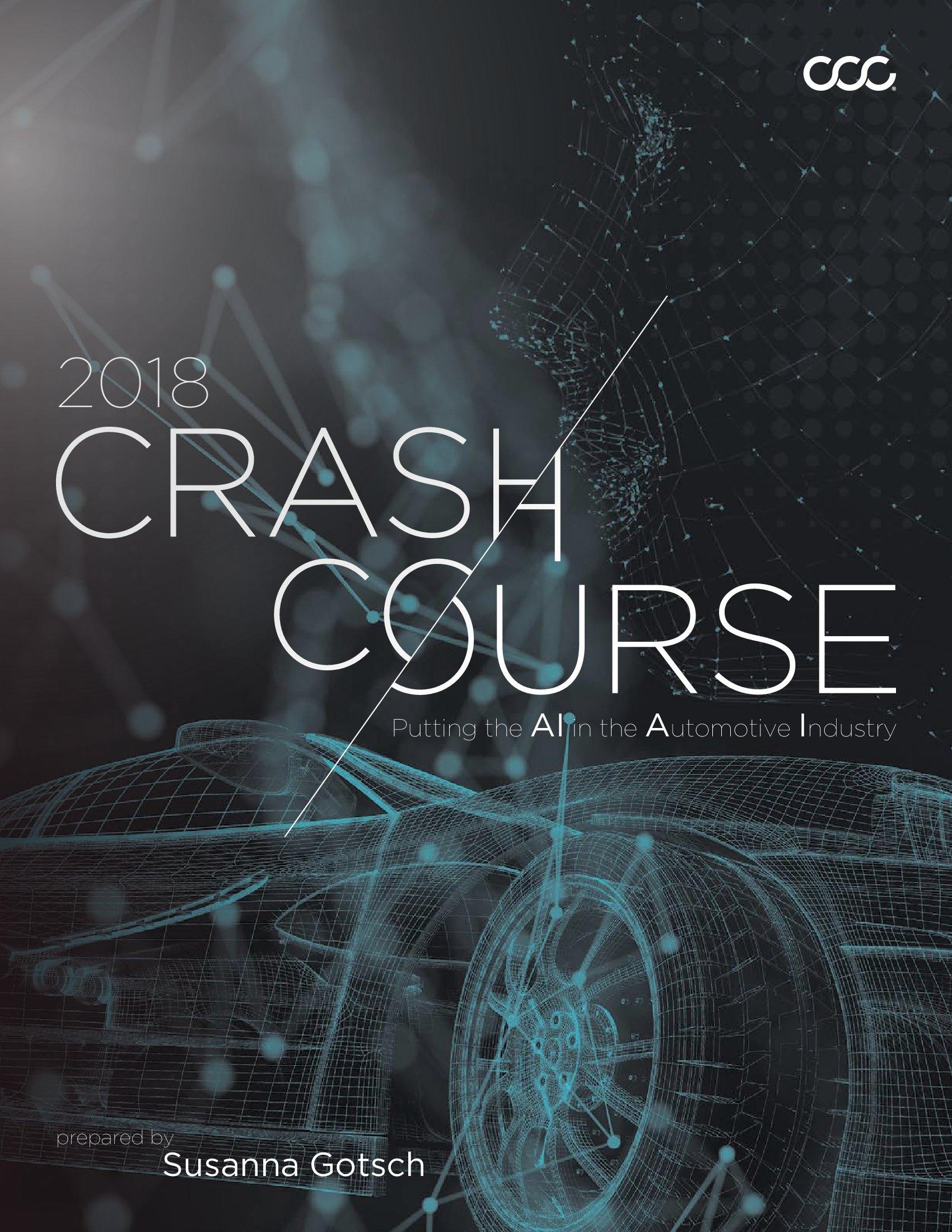 CCC:2018年人工智能AI汽车行业应用报告