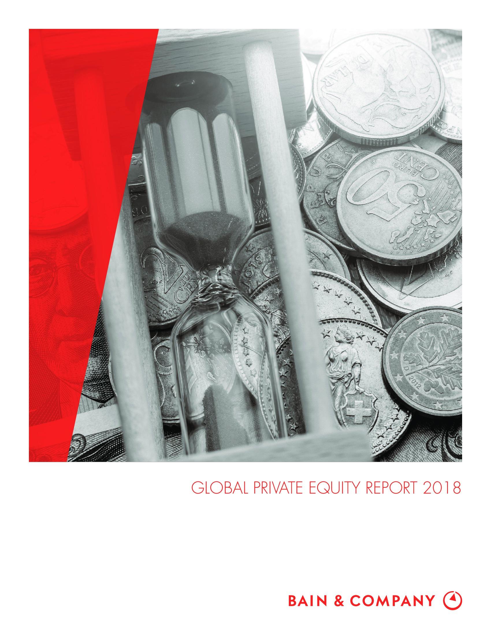 Bain:2018年全球私募股权投资报告