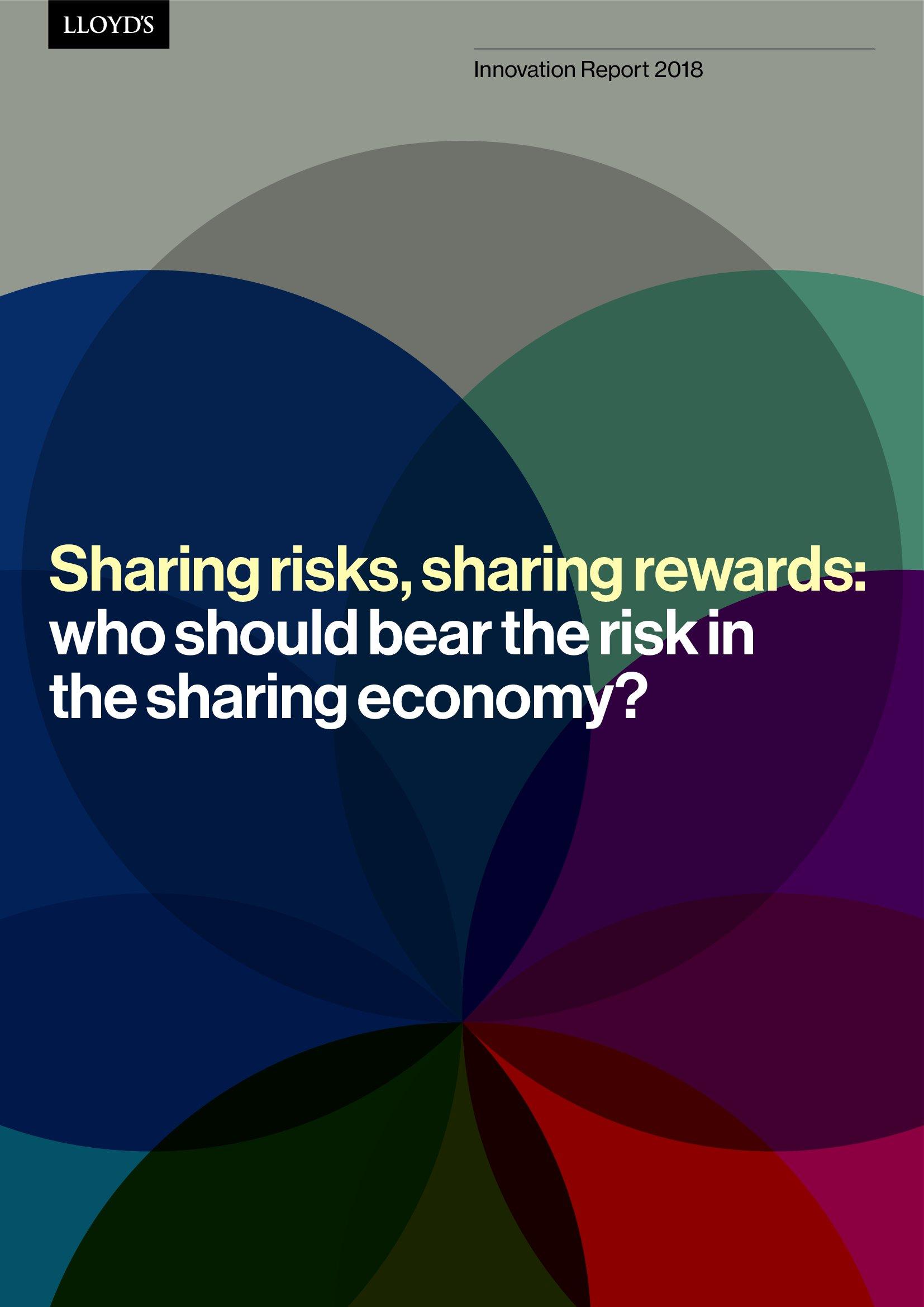 Lloyd's:共享经济风险报告