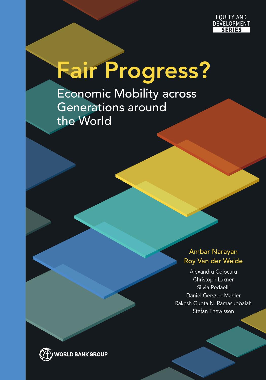 世界银行:公平的进步?世界各国代际经济流动
