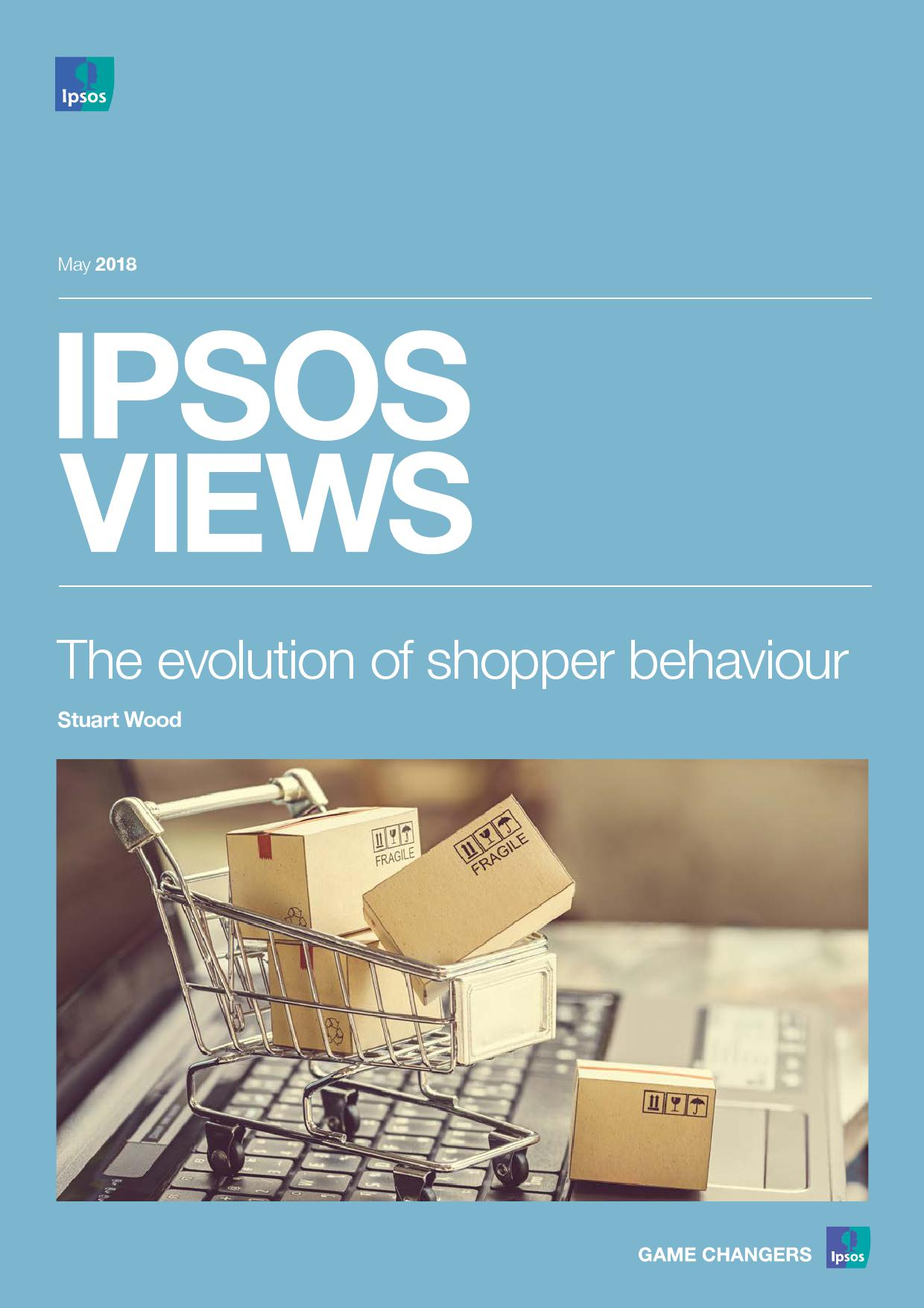 ipsos :购物者行为的演变-报告(附下载)