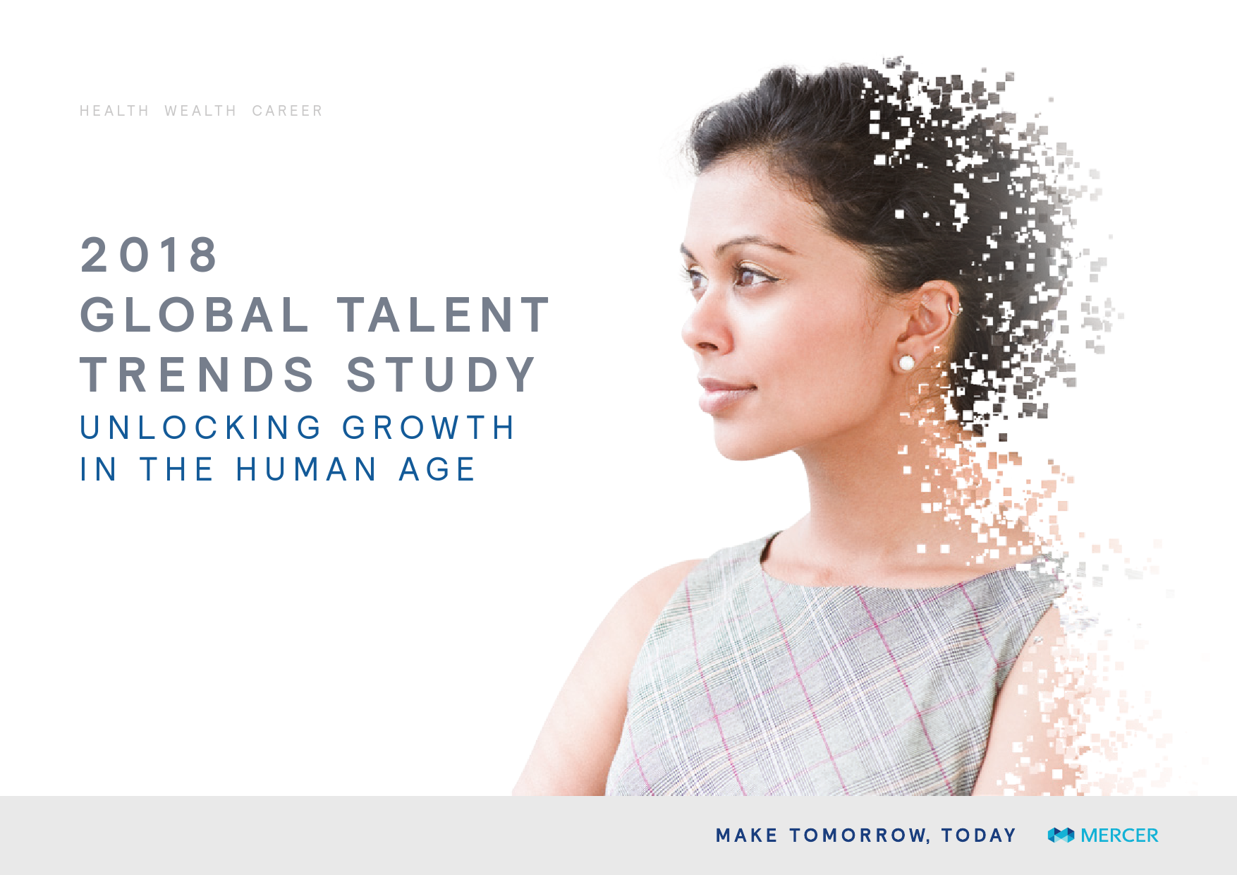 美世:2018年全球人才趋势研究报告