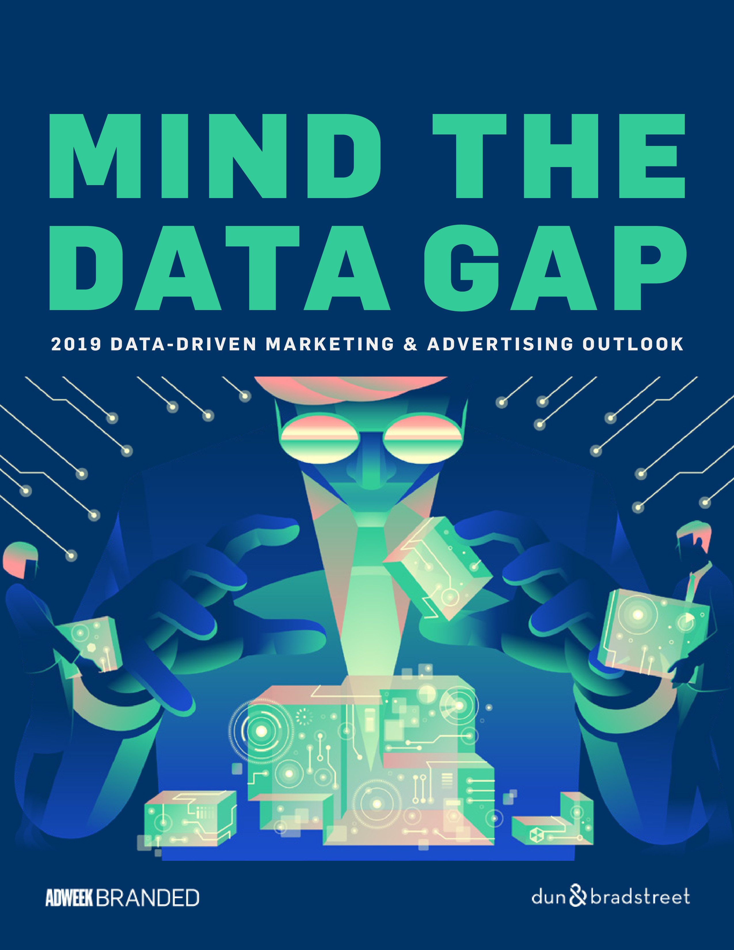 Dun&Bradstreet:2019年数据驱动营销和广告展望报告