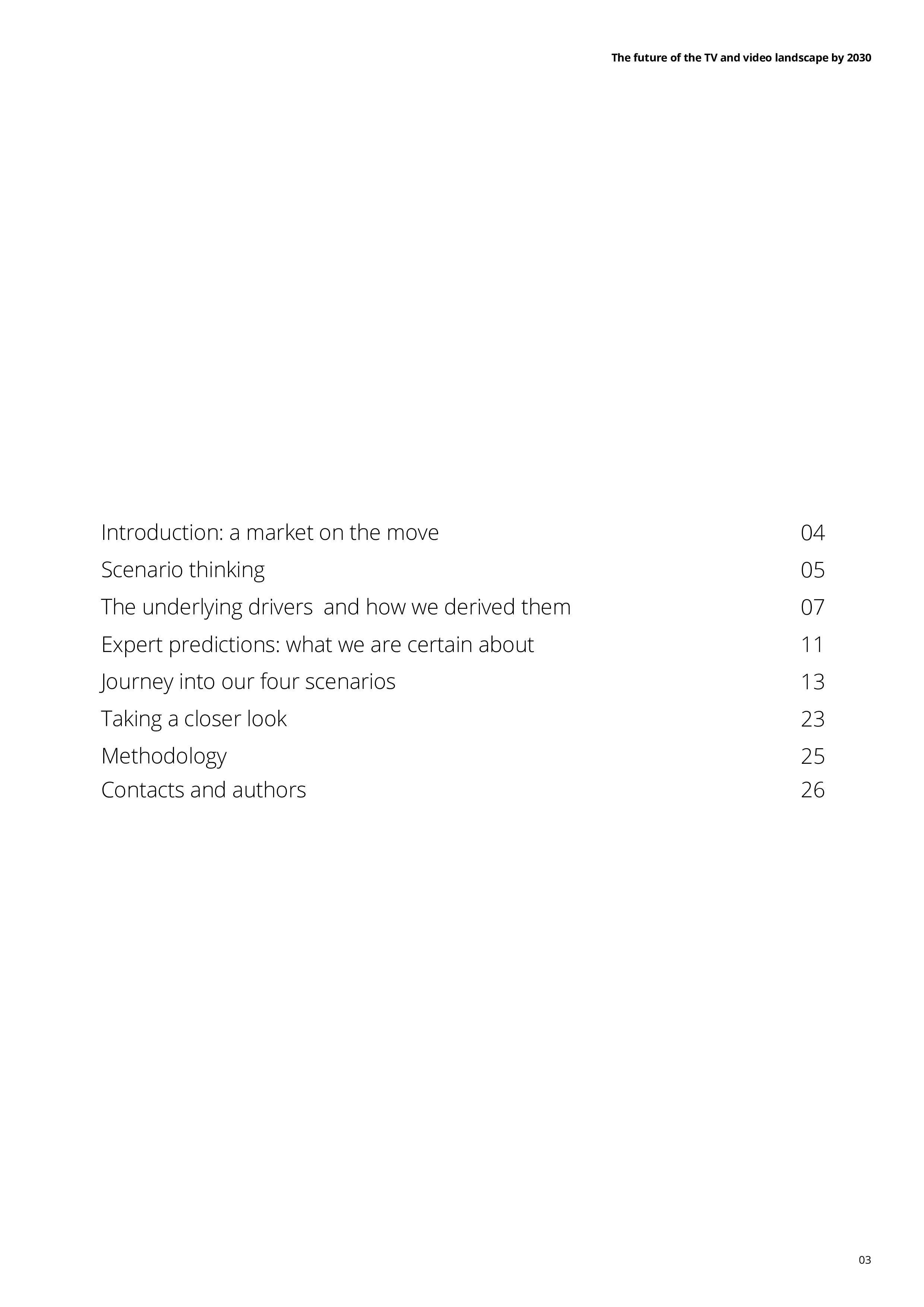德勤咨询:电视和视频的未来2023