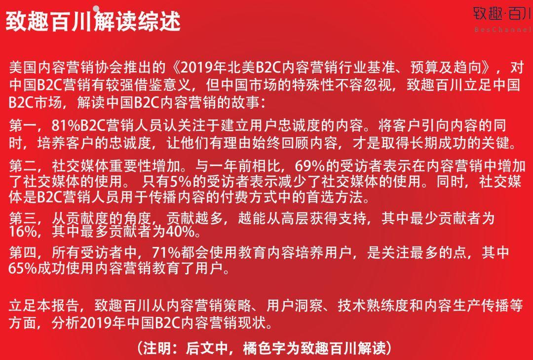 美国内容营销协会:2019年B2C内容营销白皮书完整版-CNMOAD 中文移动营销资讯 2