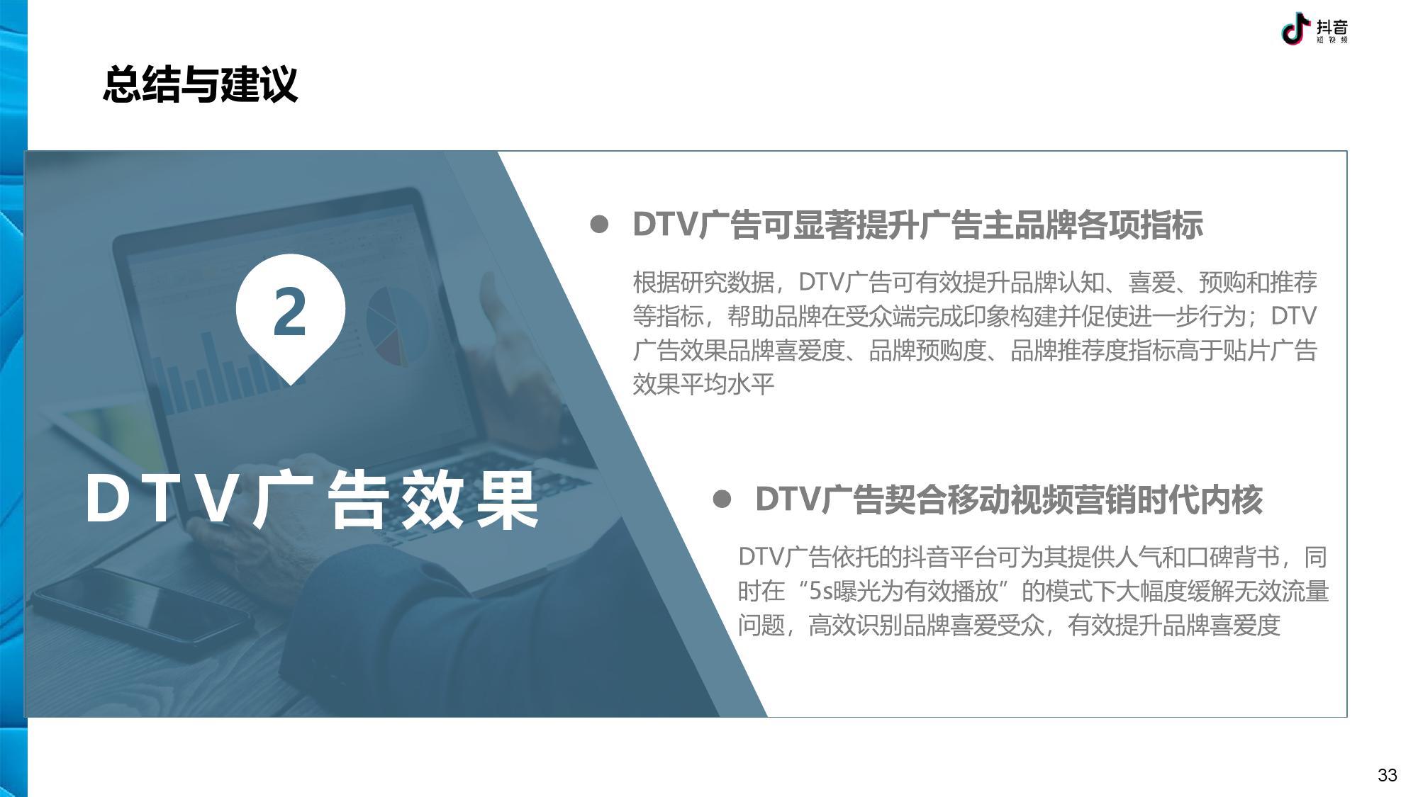 抖音 DTV 广告营销价值白皮书-CNMOAD 中文移动营销资讯 33