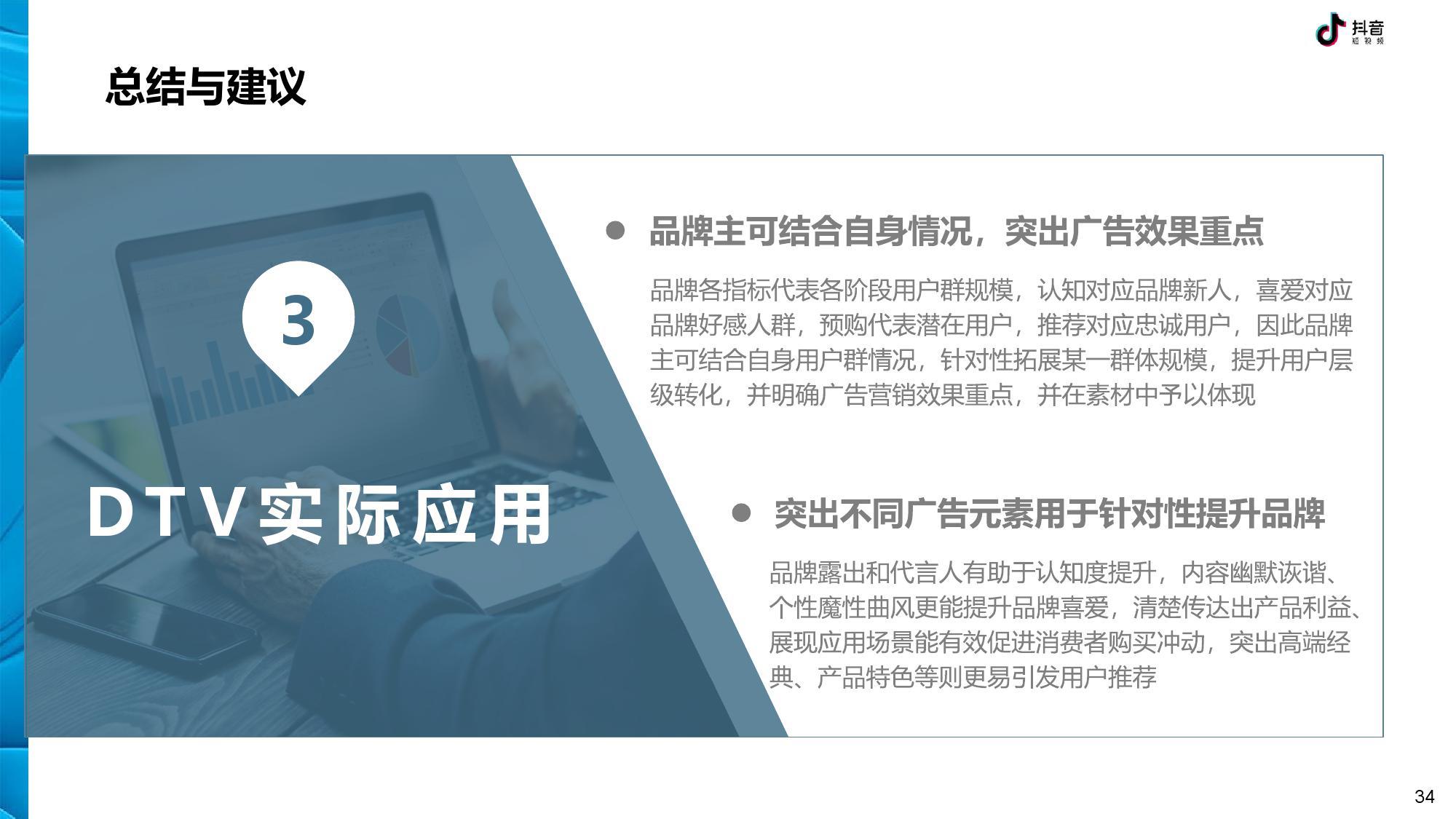 抖音 DTV 广告营销价值白皮书-CNMOAD 中文移动营销资讯 34