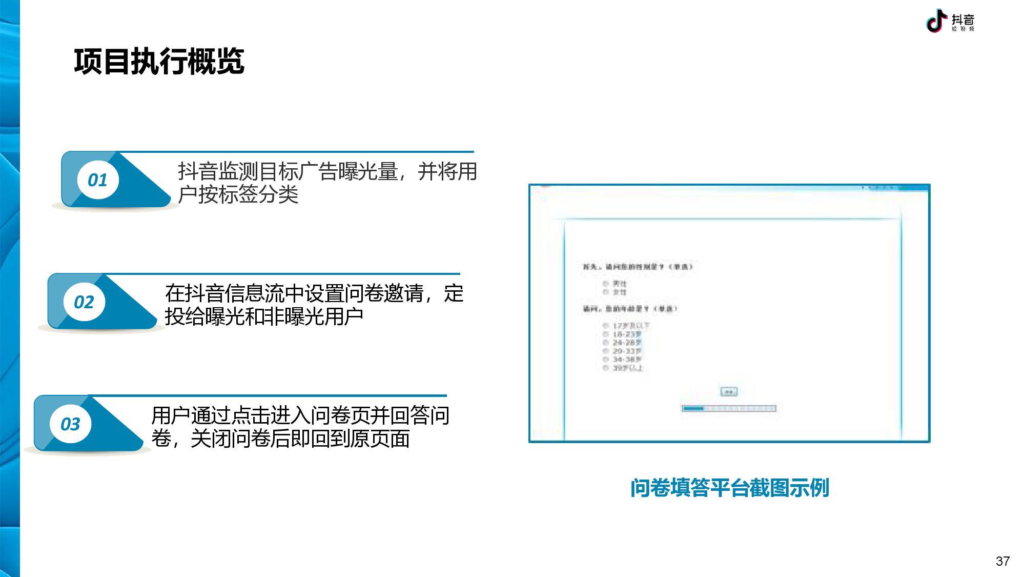 抖音 DTV 广告营销价值白皮书-CNMOAD 中文移动营销资讯 37