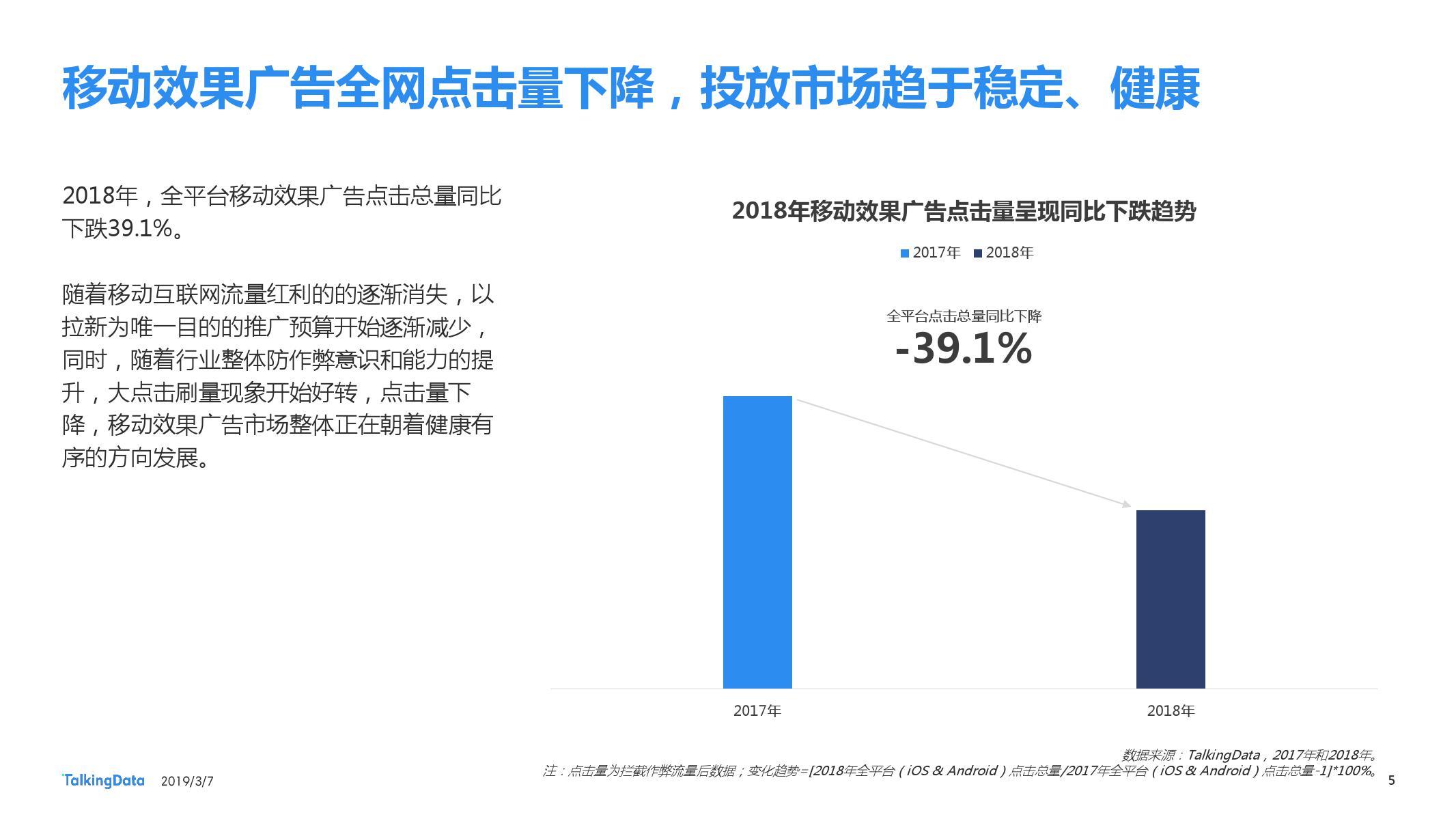 TalkingData:2018移动广告行业报告-CNMOAD 中文移动营销资讯 5