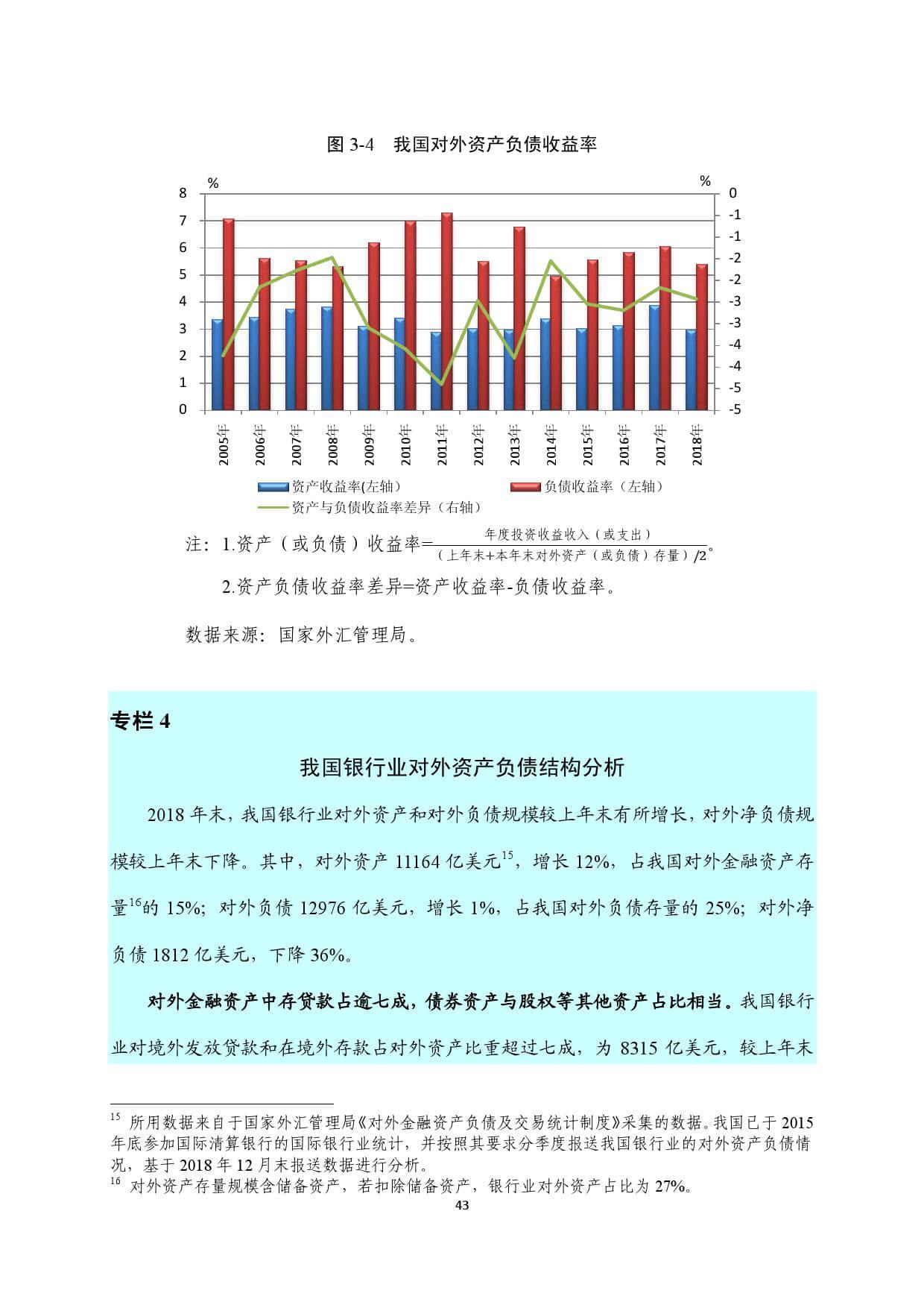 国际资讯_外管局:2018年中国国际收支报告(附下载) | 互联网数据资讯 ...