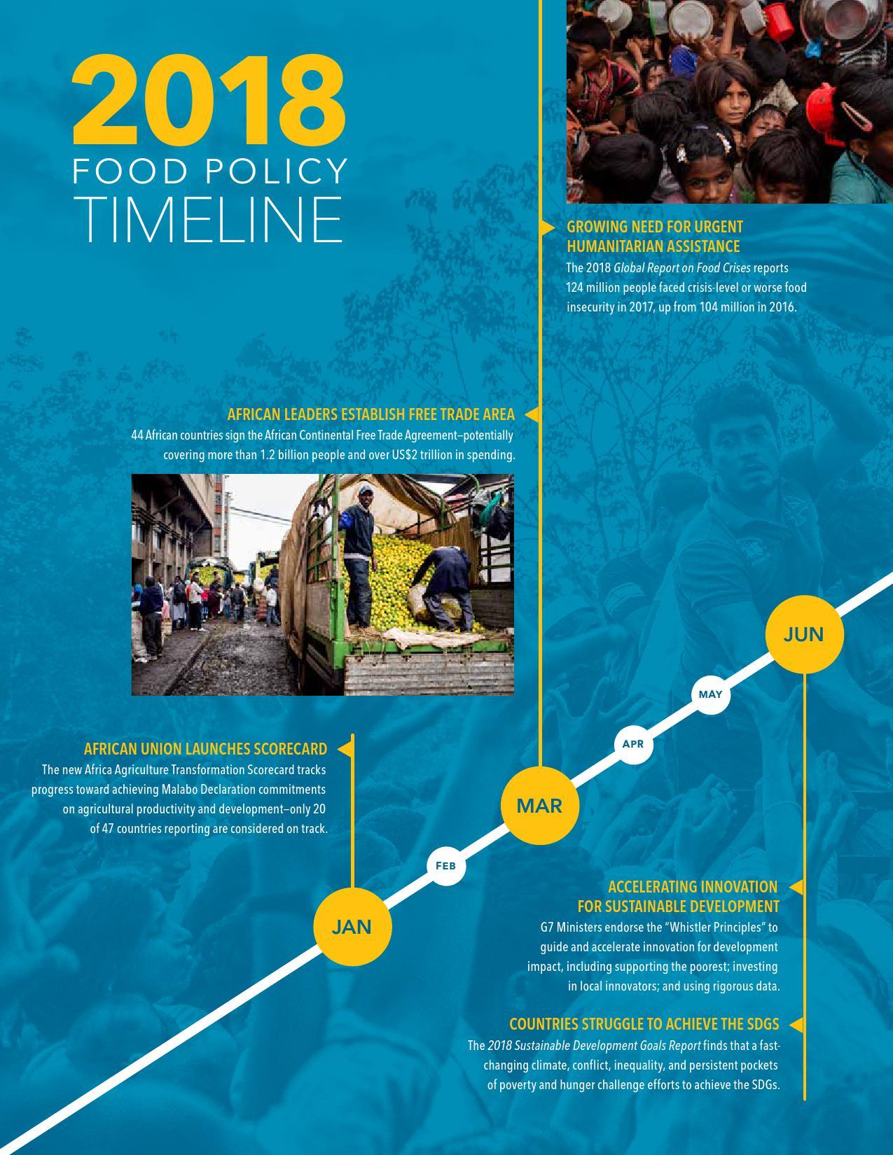 国际食物政策研究所:2019全球粮食政策报告(166页)