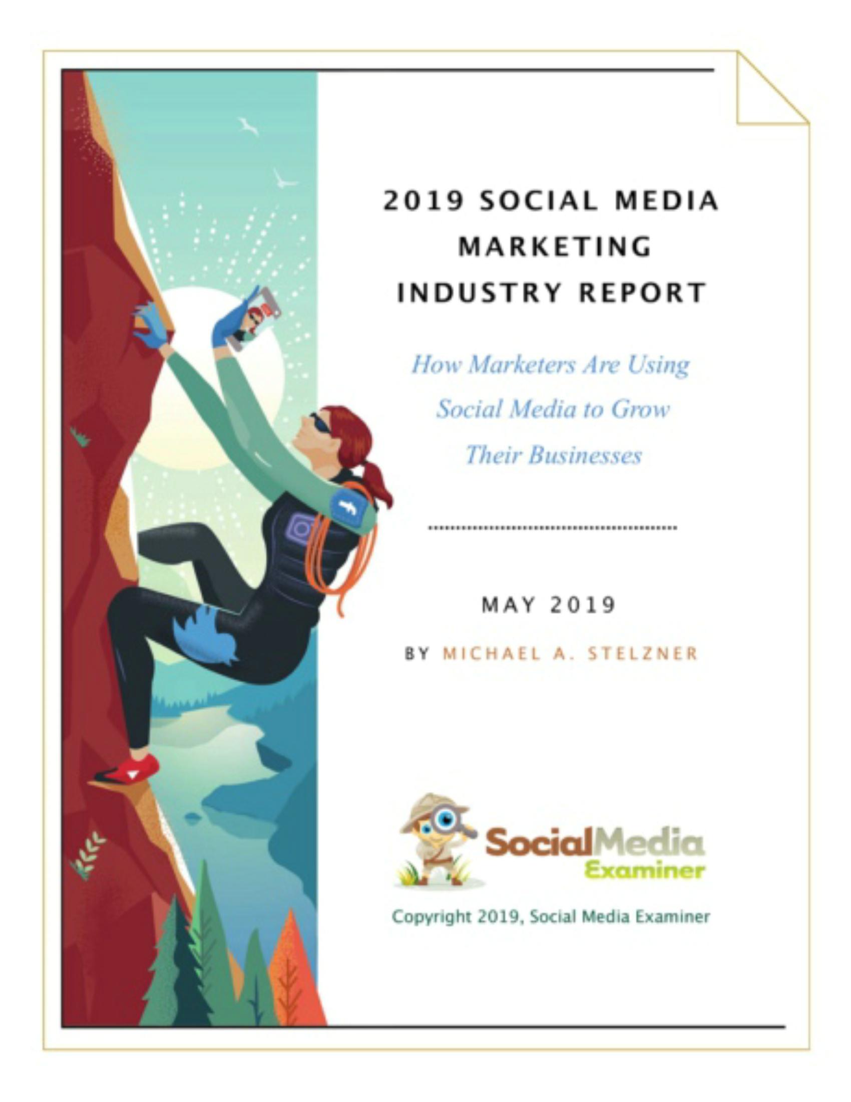 SME:2019年社交媒体营销行业报告-CNMOAD 中文移动营销资讯 1
