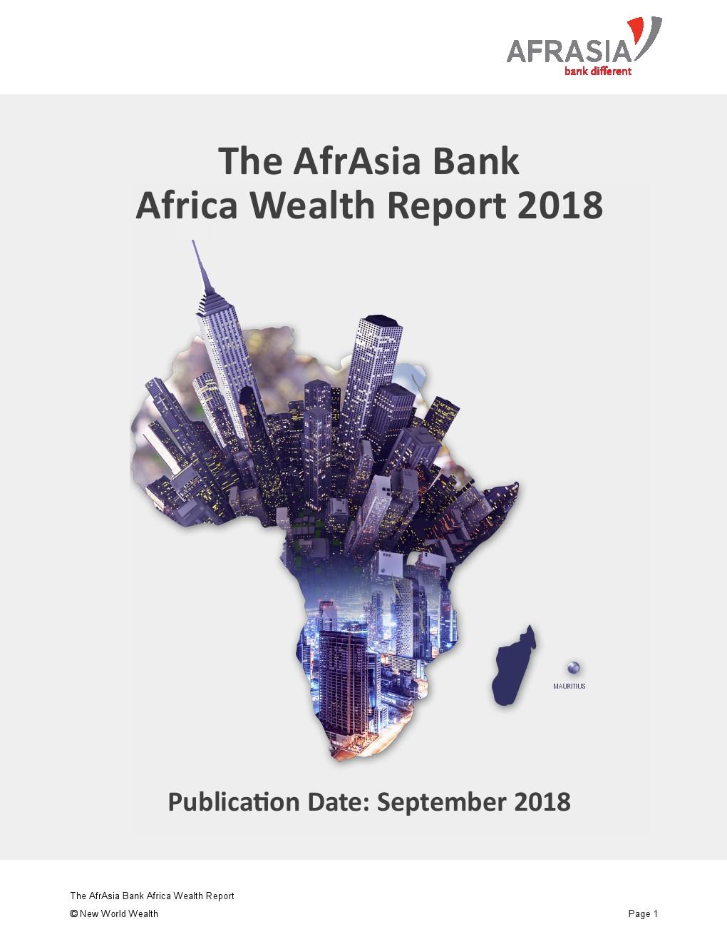 亚非银行:2018年非洲财富报告