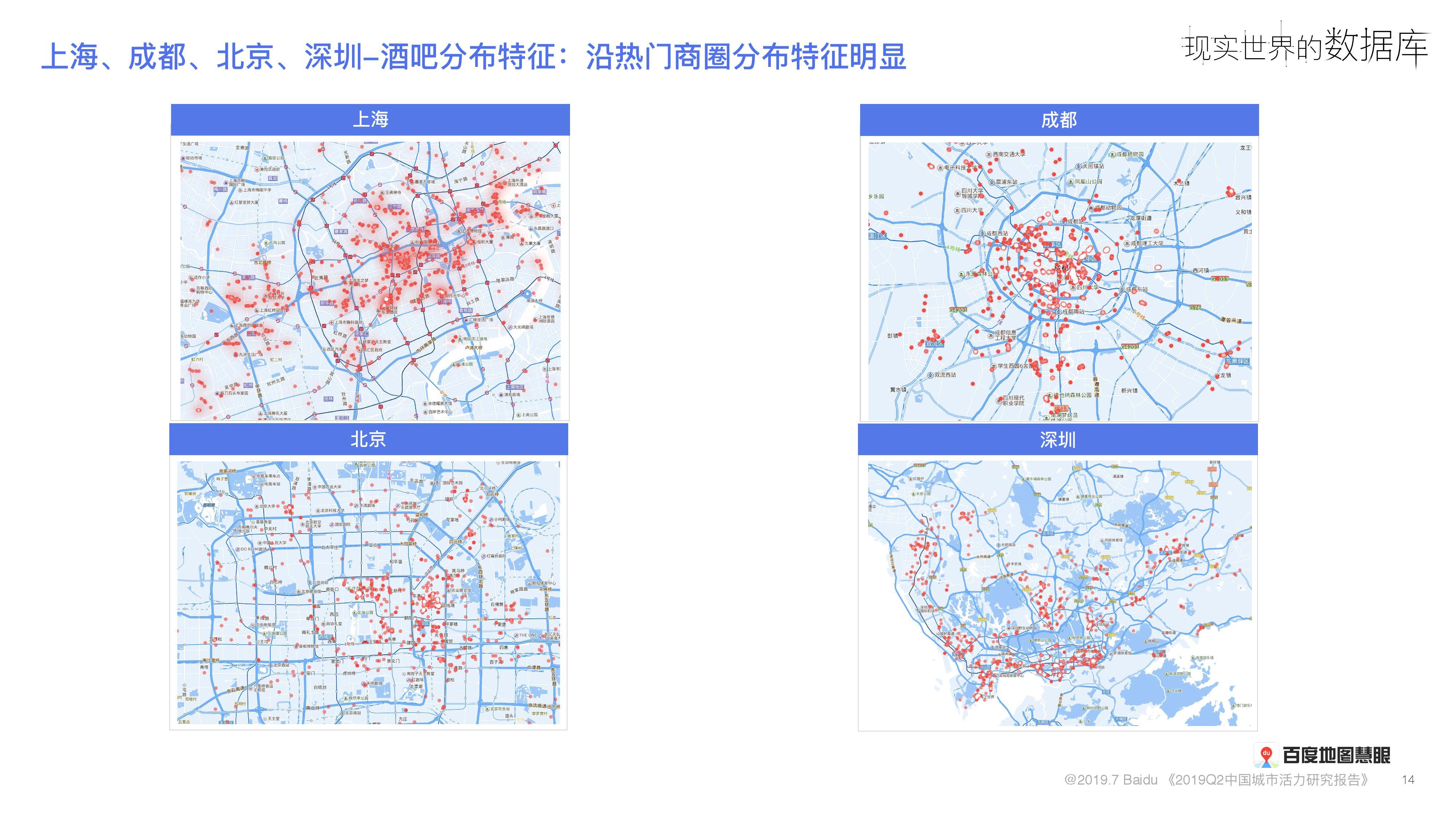 百度地图:2019年第二季度中国城市活?研究报告(199it)