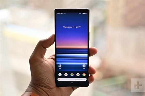 2019年Q1财季索尼手机销量90万部 为九年来最差