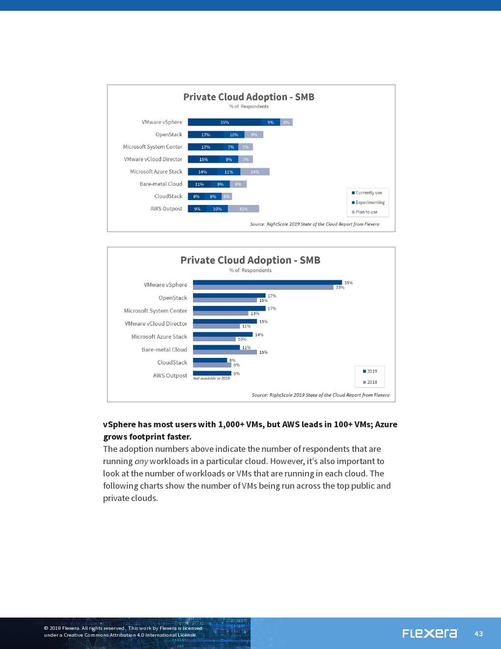 Flexera:2019年云计算报告