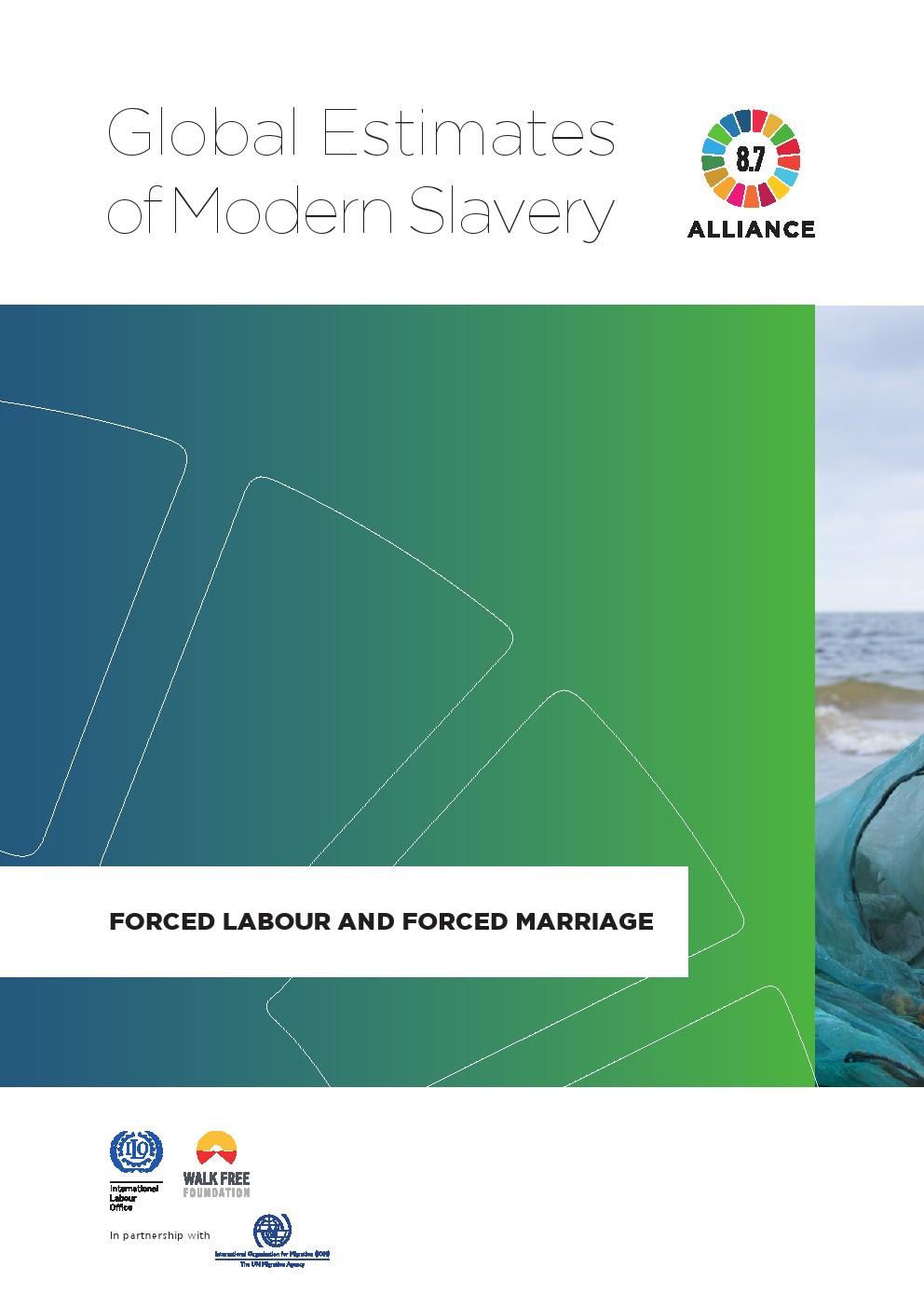 Alliance:现代奴隶报告