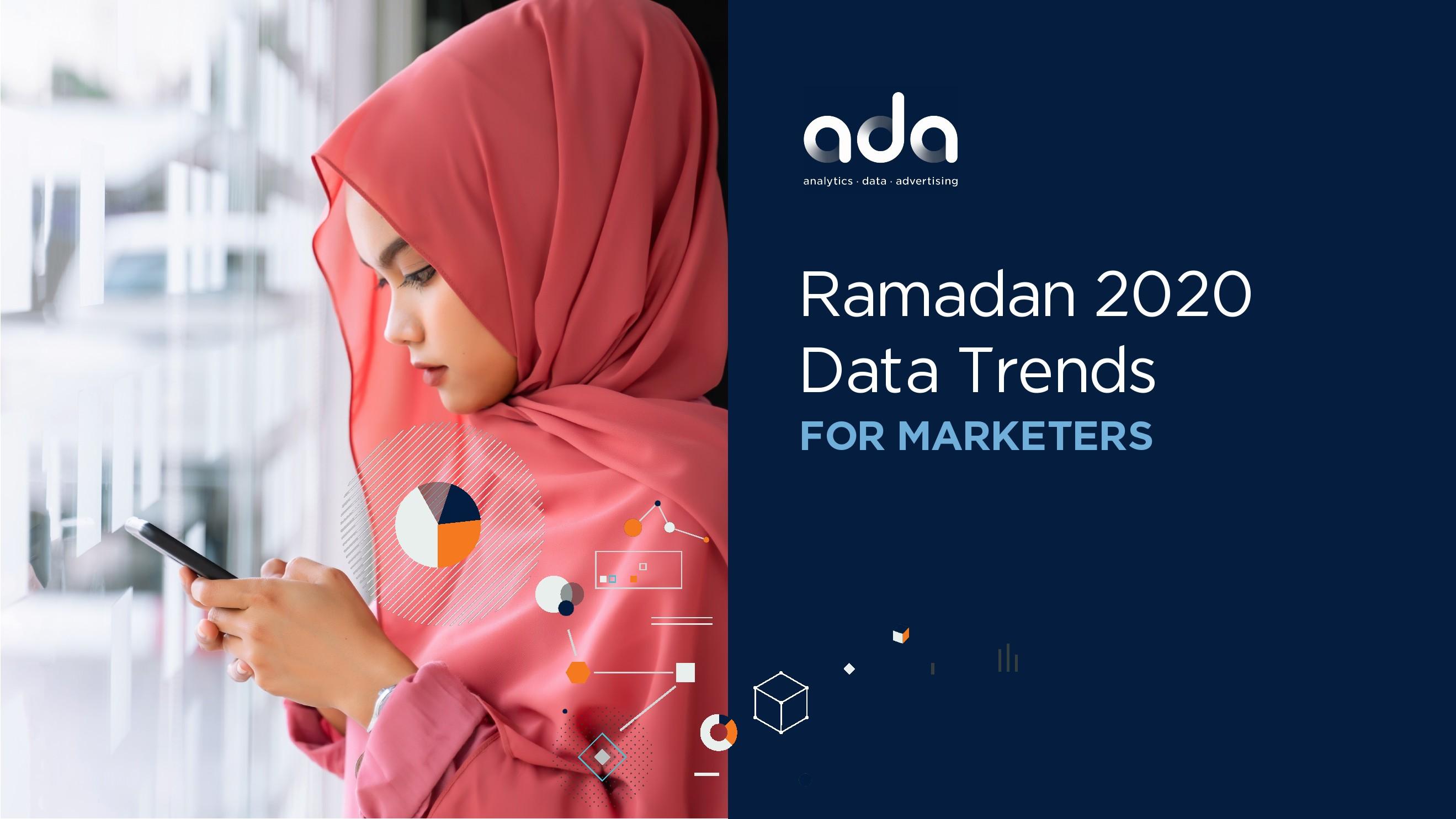 ADA:2020年斋月数据趋势报告