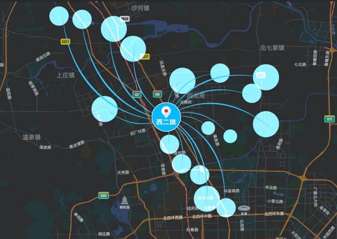 贝壳研究院:北京西二旗、望京和国贸青年租房图鉴