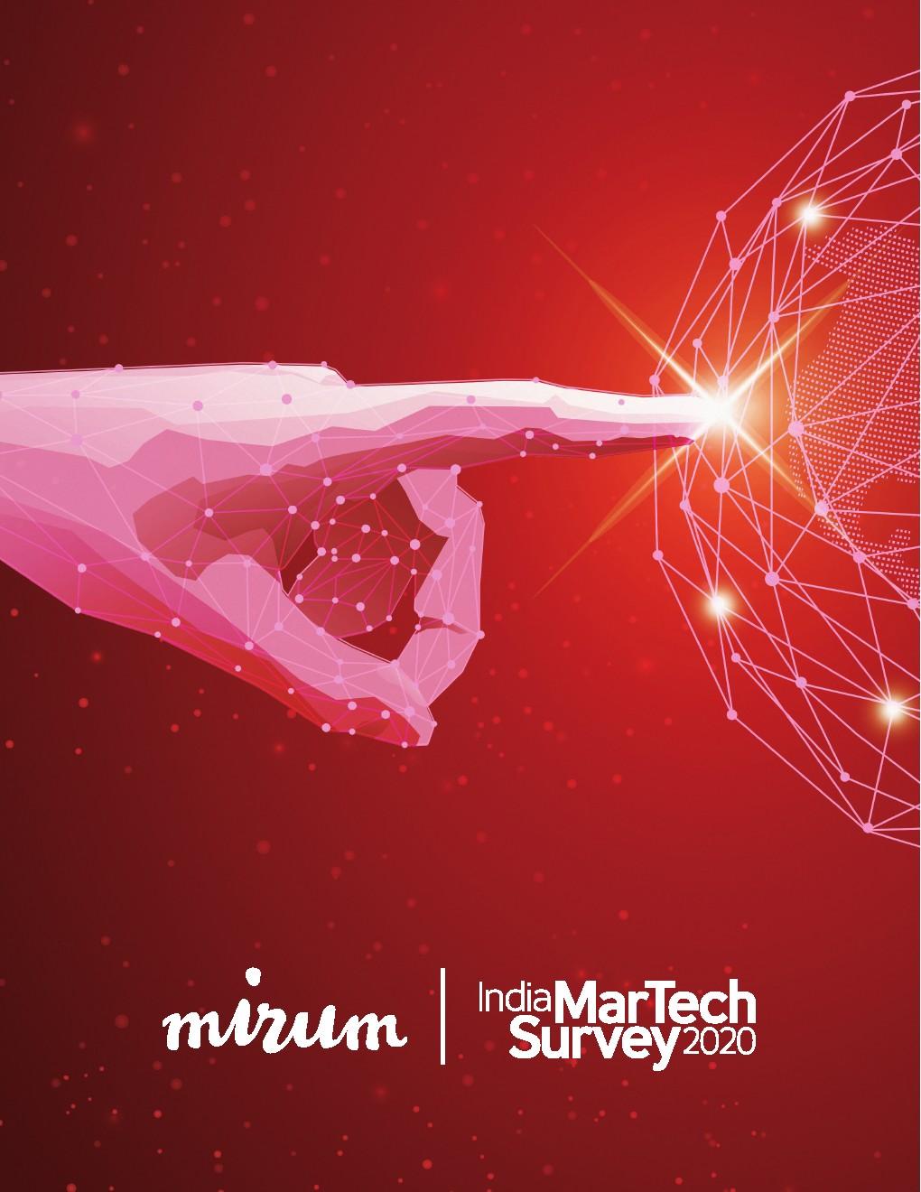 Mirium India:2020年印度营销科技调查