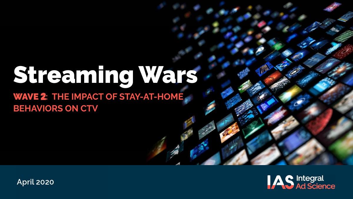 流媒体之战:疫情对联网电视的影响报告