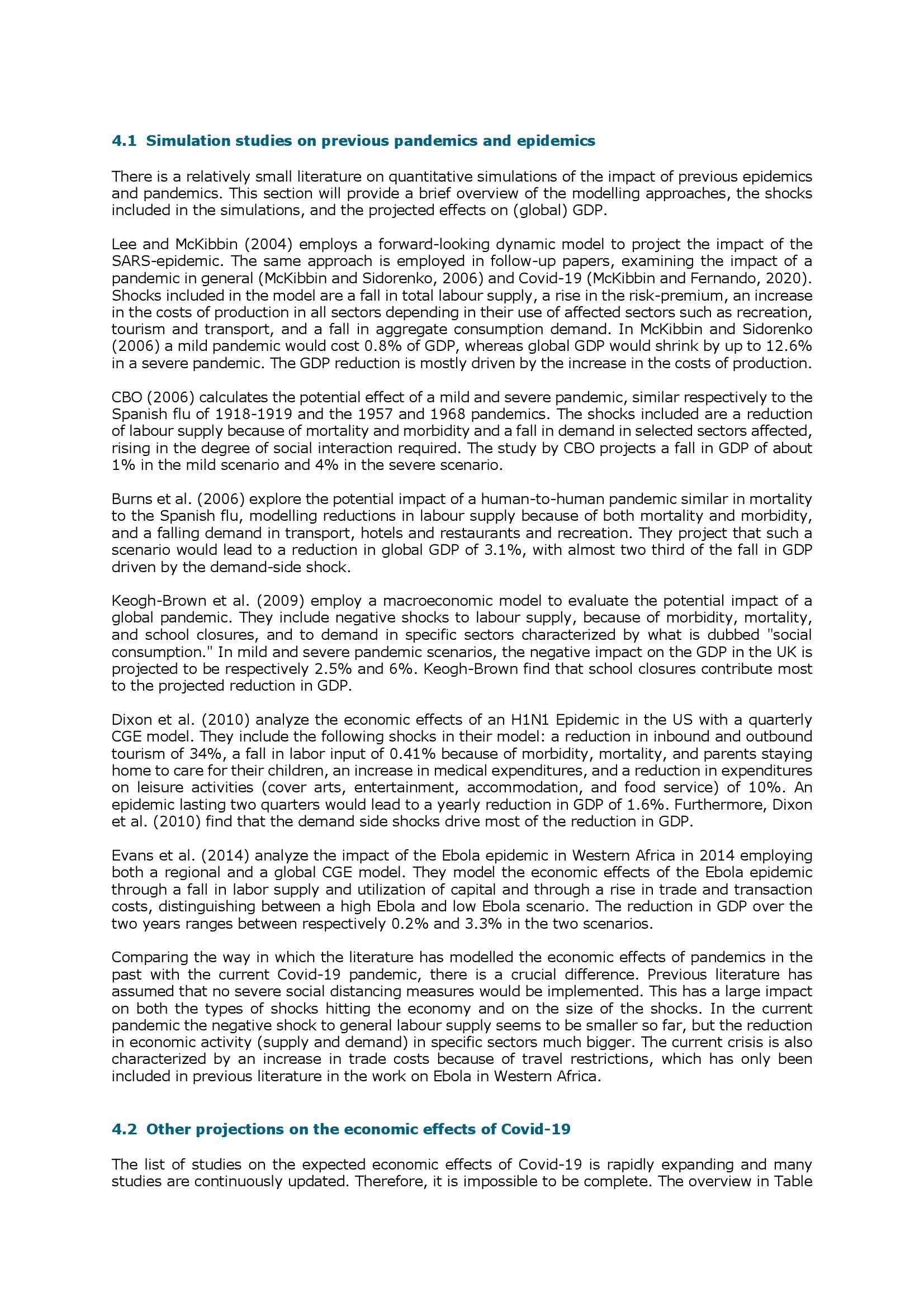 全球资讯_WTO:预测此次疫情将导致全球经济下降13%-32% | 互联网数据资讯网 ...