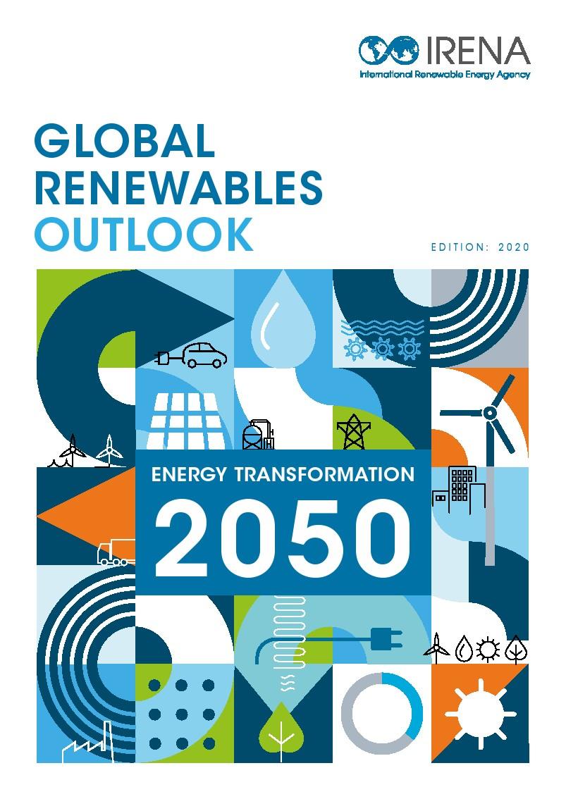 IRENA:2020年全球可再生能源报告(292页)