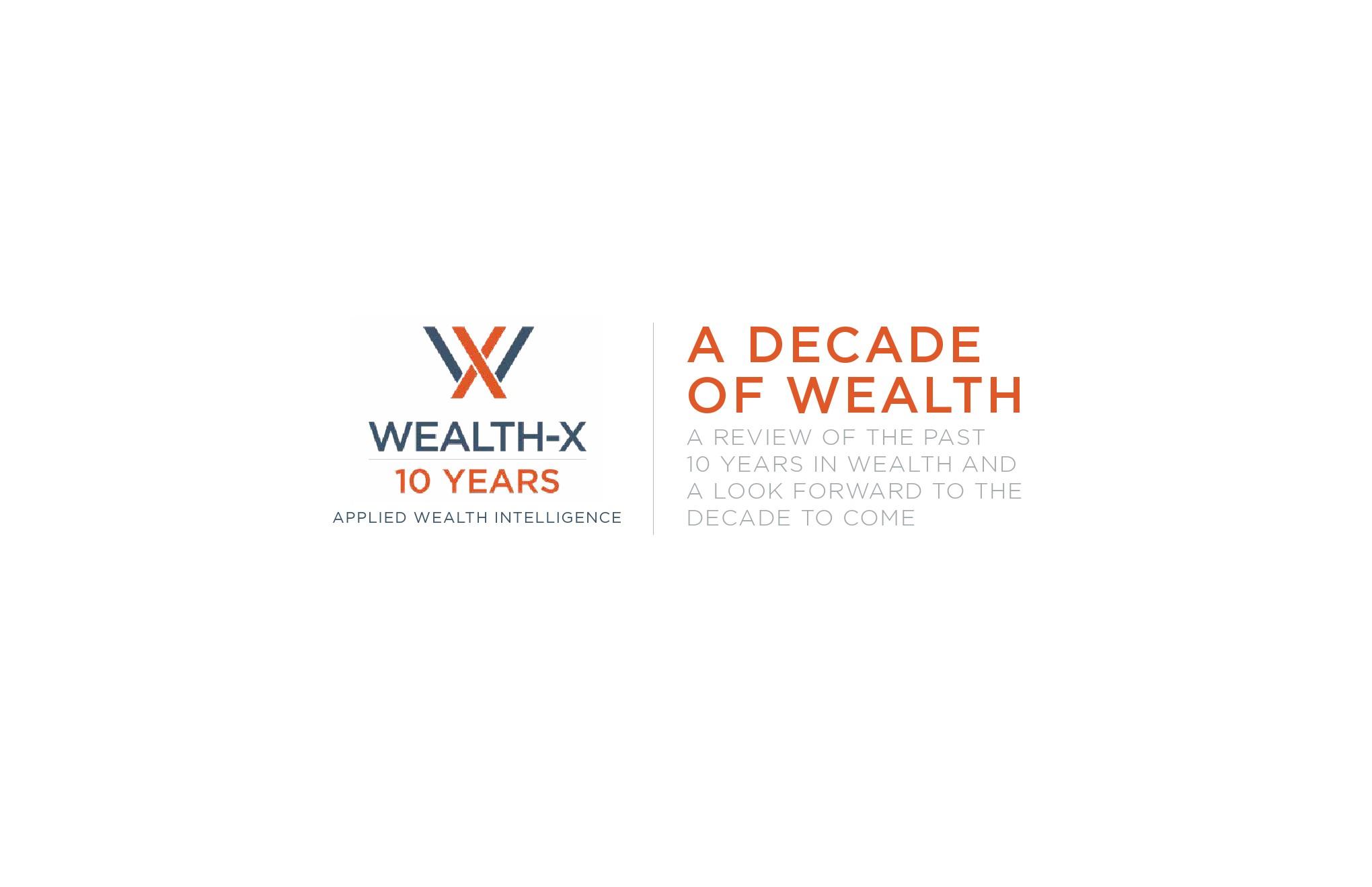 WEALTH-X:财富的十年