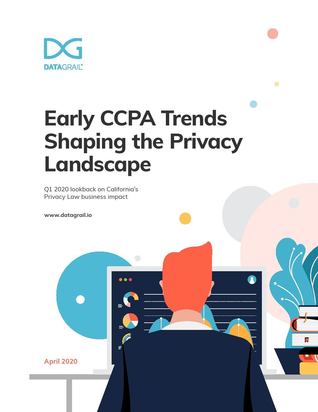 DataGrail:CCPA塑造隐私格局