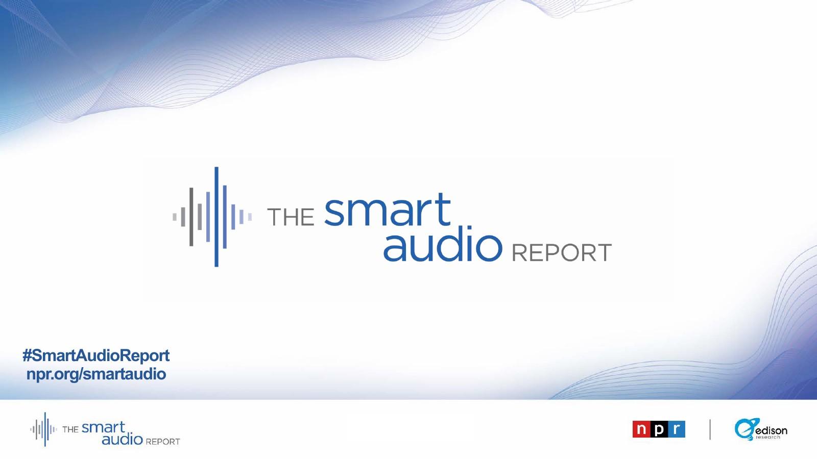 NPR:2020年智能音频报告