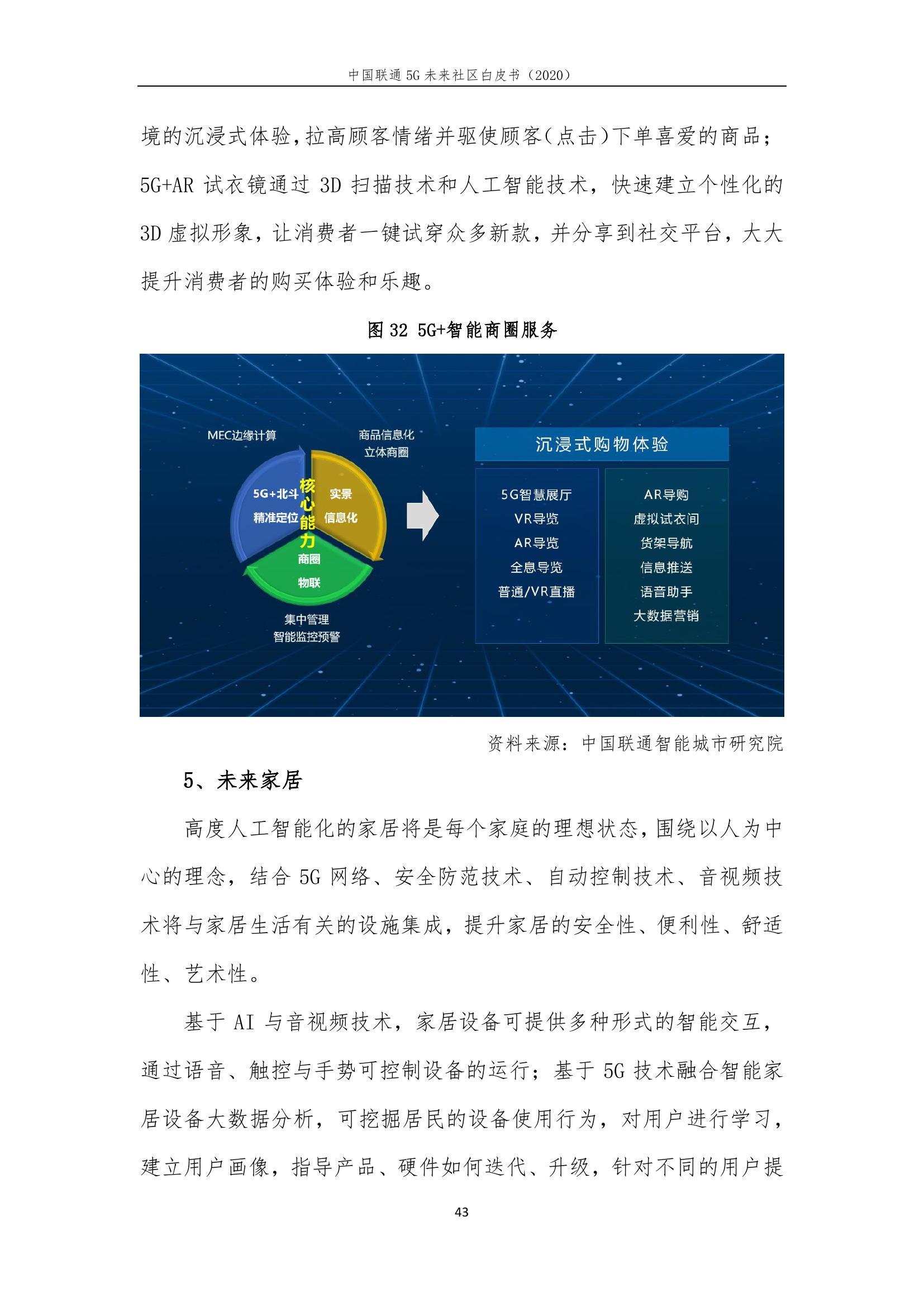 This image has an empty alt attribute; its file name is 2020年中国联通5G未来社区白皮书_000049.jpg