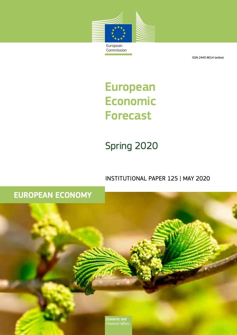 欧盟委员会:2020年欧洲经济预测(春季版)