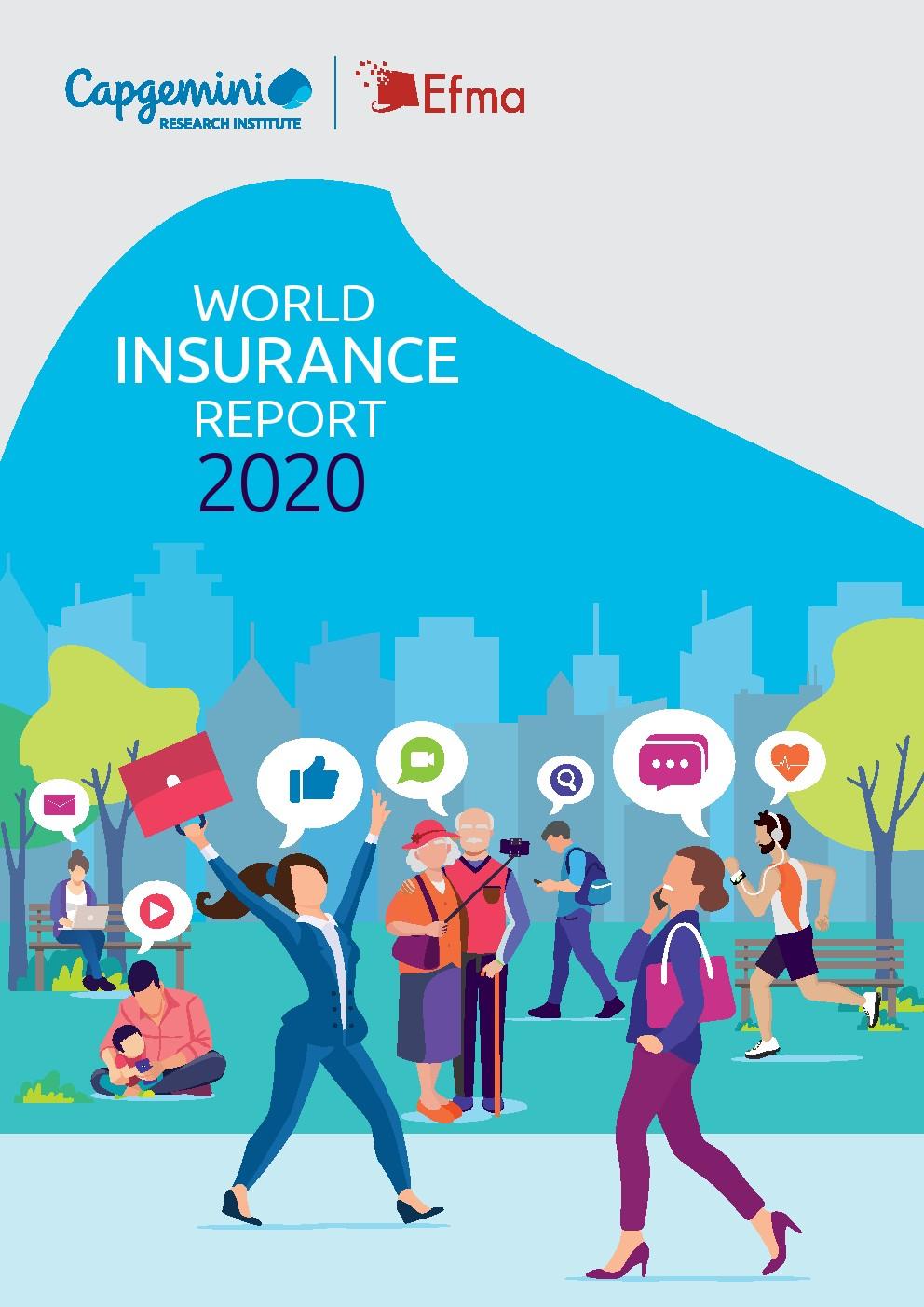 凯捷:2020年全球保险报告