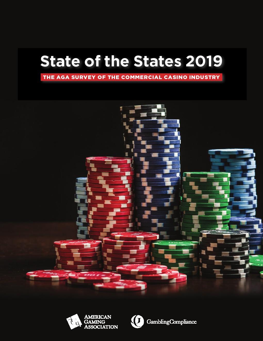 美国博彩协会:2019年美国博彩行业报告