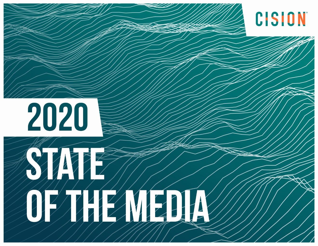 Cision:2020年全球媒体行业报告