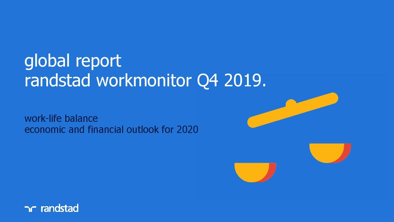 Randstad:2020年工作和生活平衡报告