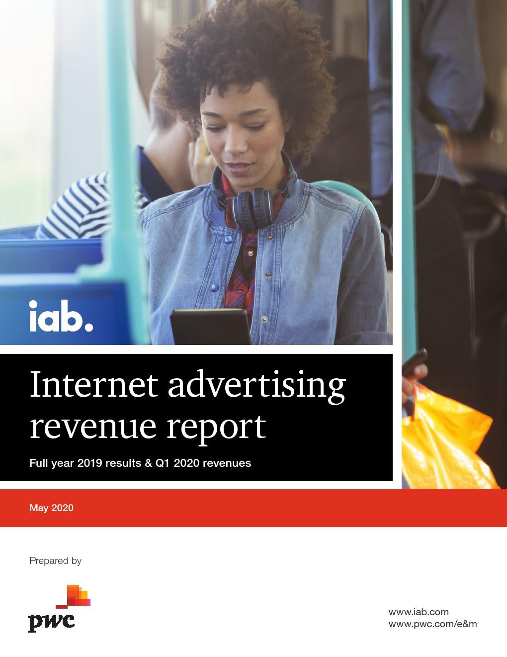 IAB:2019年美国网络广告收入报告
