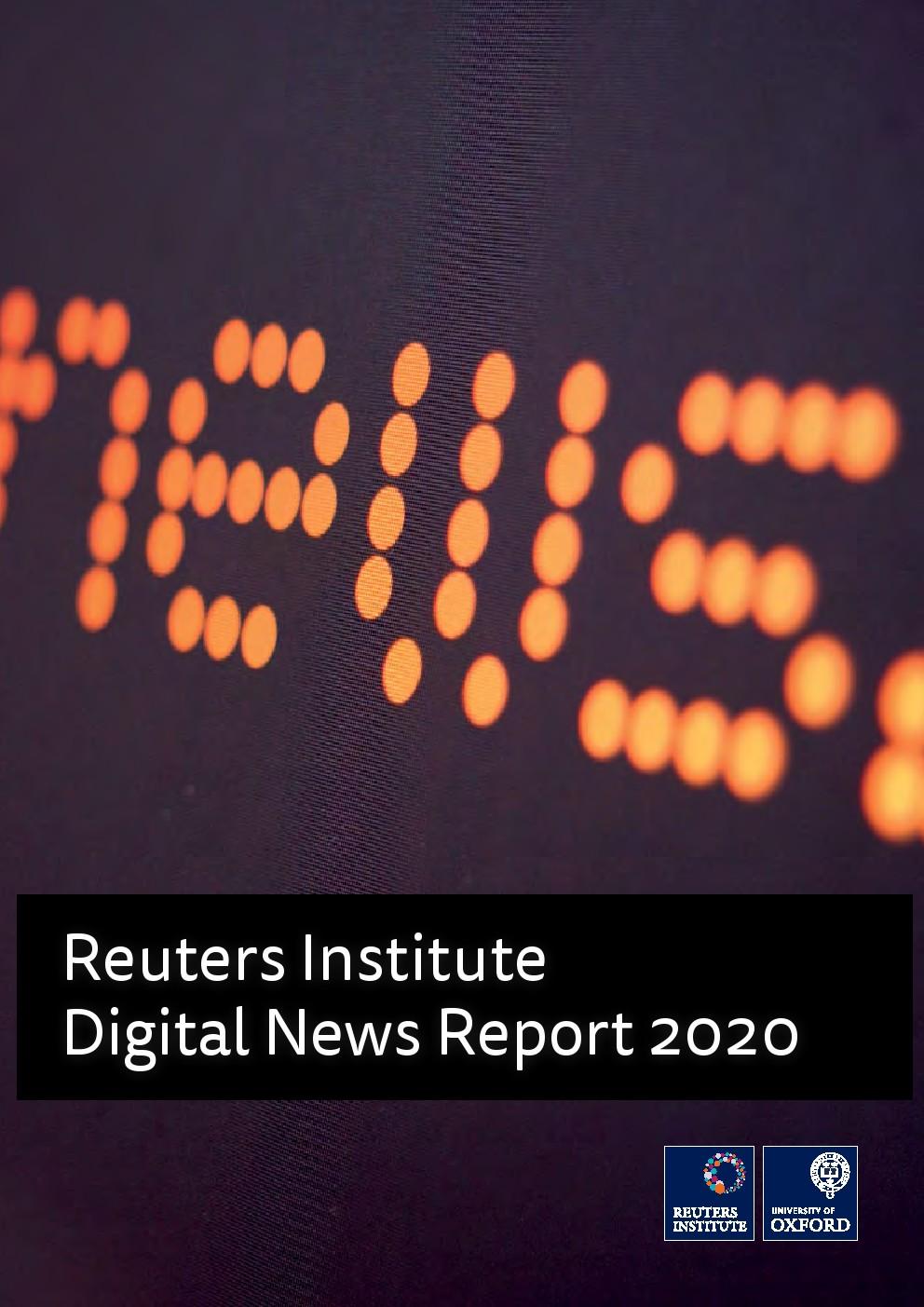 路透社:2020年网络新闻报告