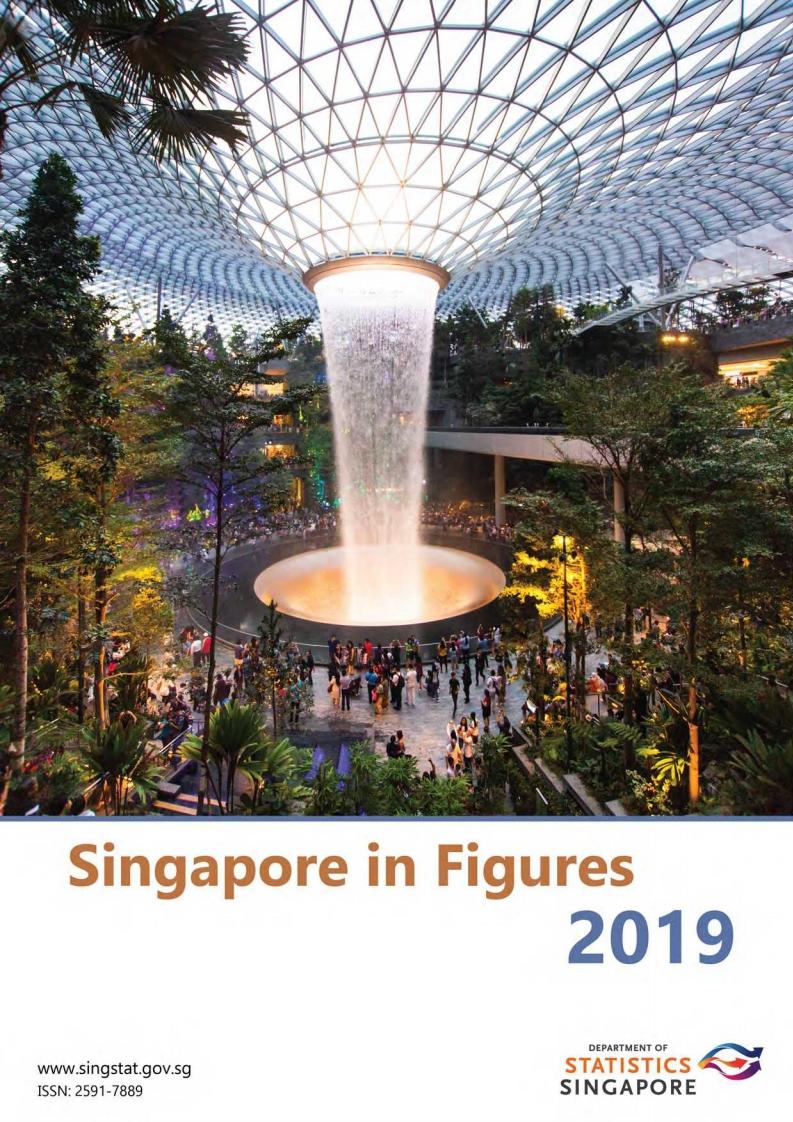 新加坡统计局:2019新加坡社会经济发展量化报告(附中文版下载)