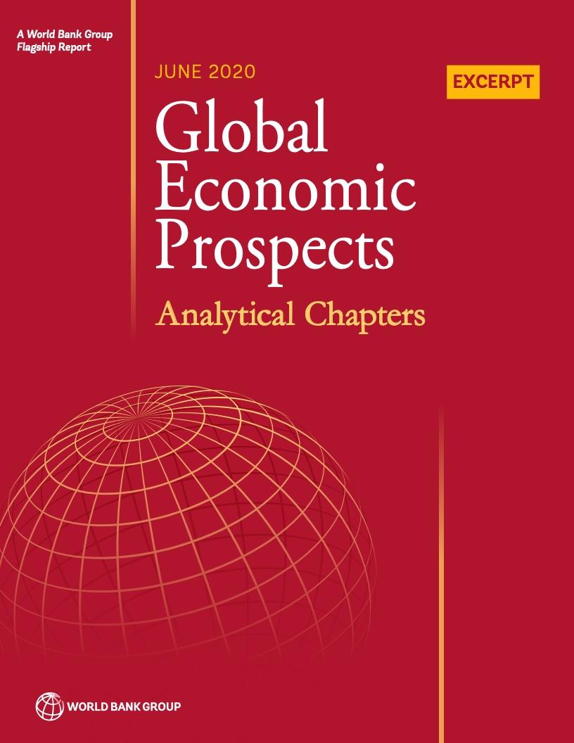 世界银行:2020年第6期全球经济展望报告