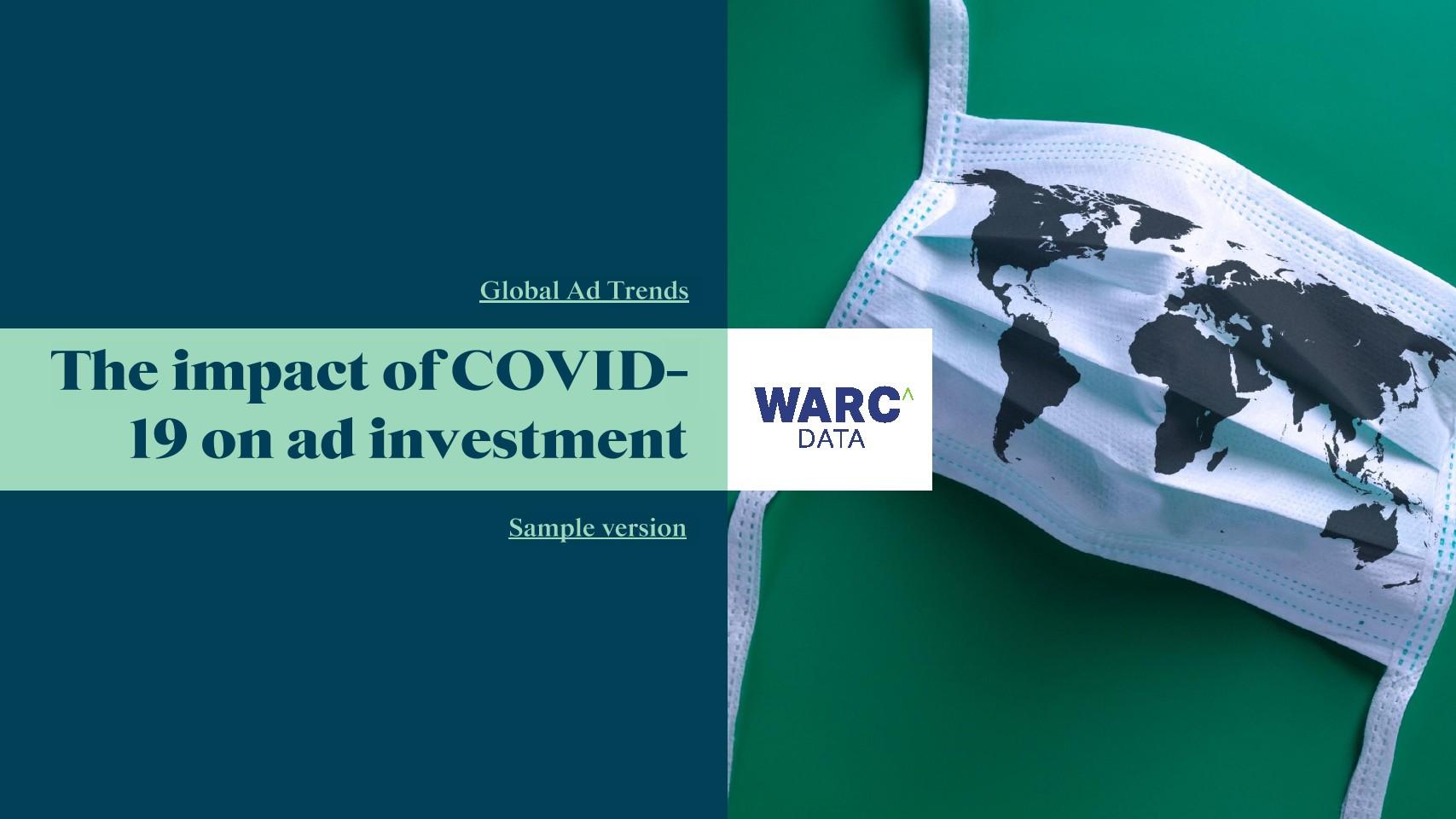 WARC:COVID-19对全球广告投资的影响报告