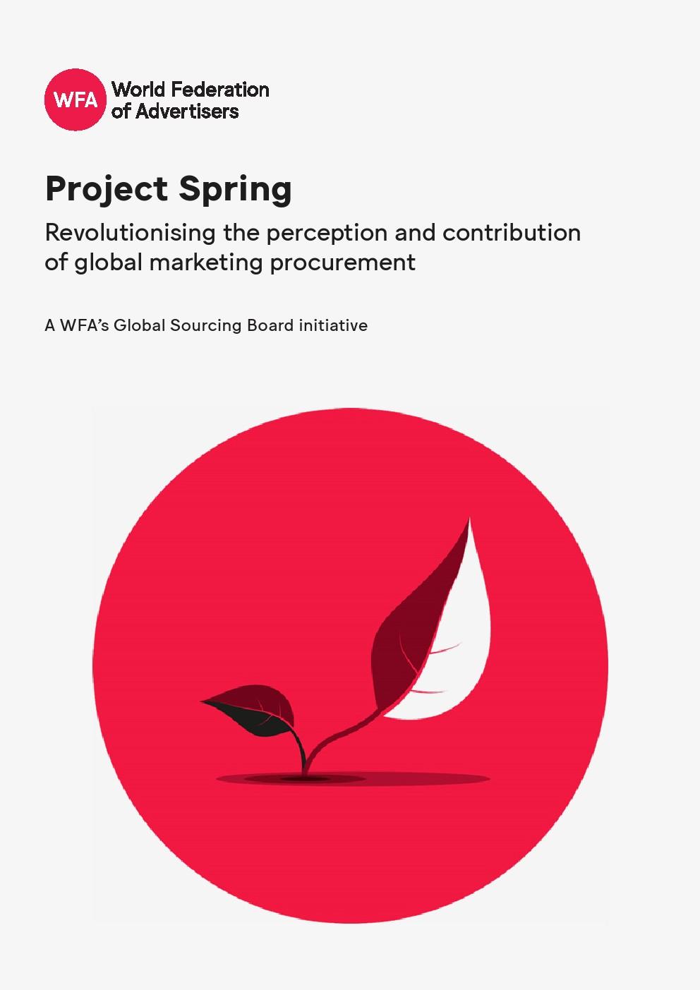世界广告主联合会:改变全球营销采购观念和贡献