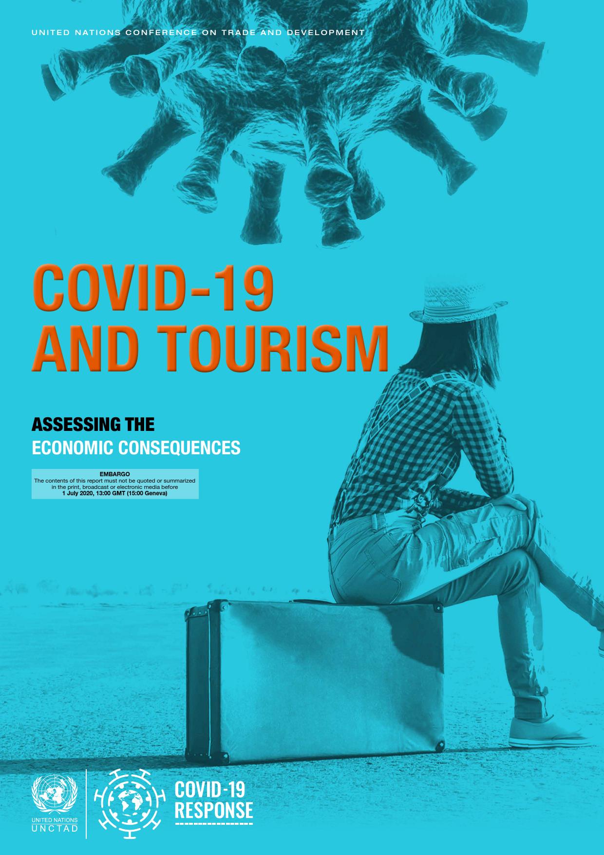 UNCTAD:COVID-19对全球旅游业造成影响评估