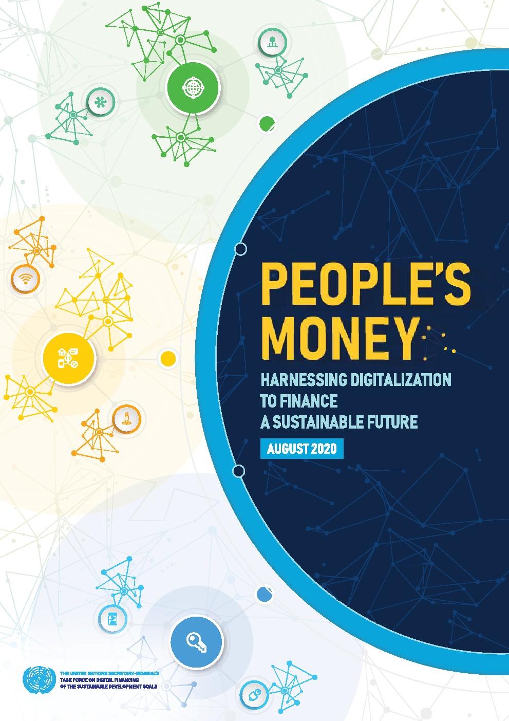 民众的钱:利用数字化投资可持续的未来