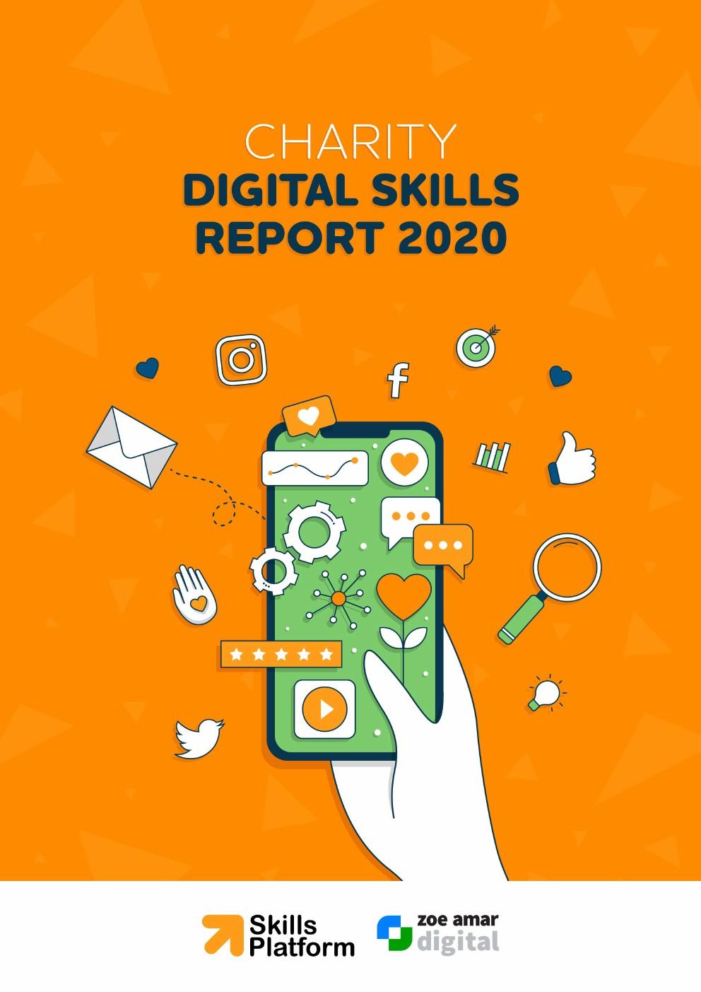 Skills Platform:2020年慈善机构网络技能报告