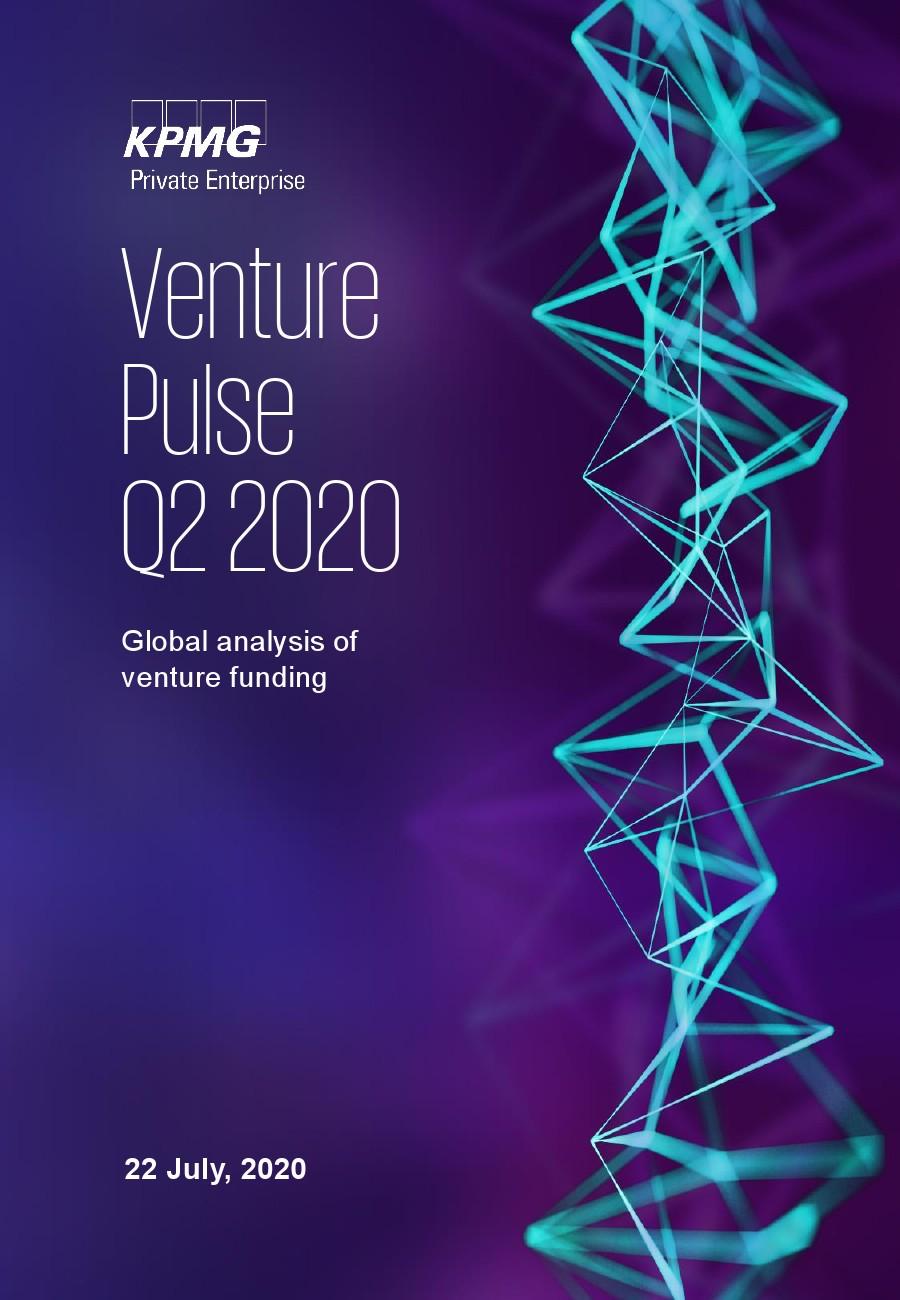 毕马威:2020年Q2全球风险投资总额629亿美元