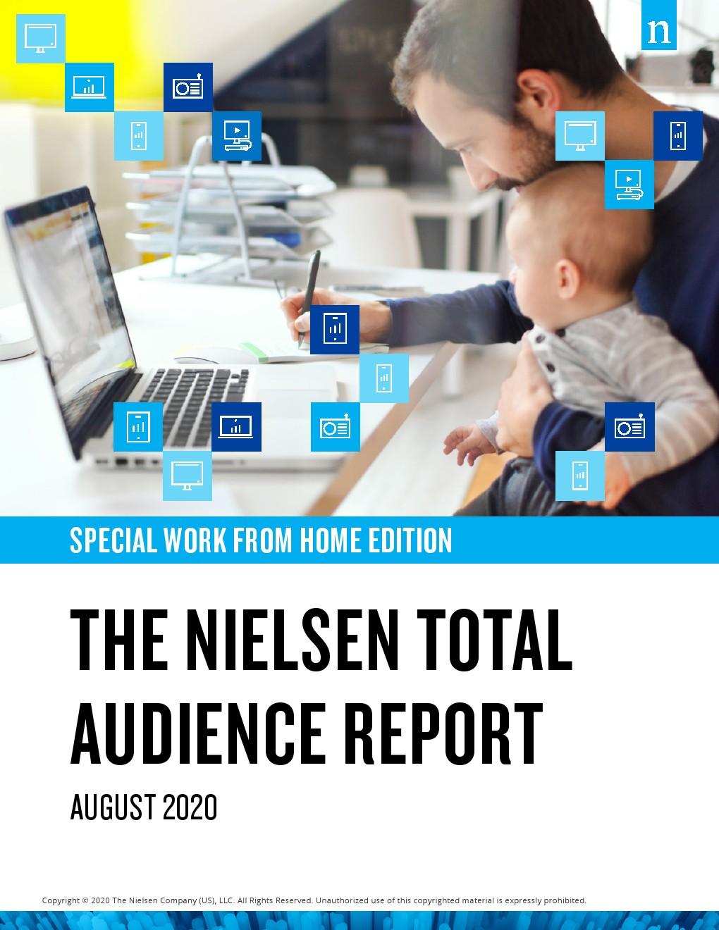 尼尔森:2020年第二季度受众报告