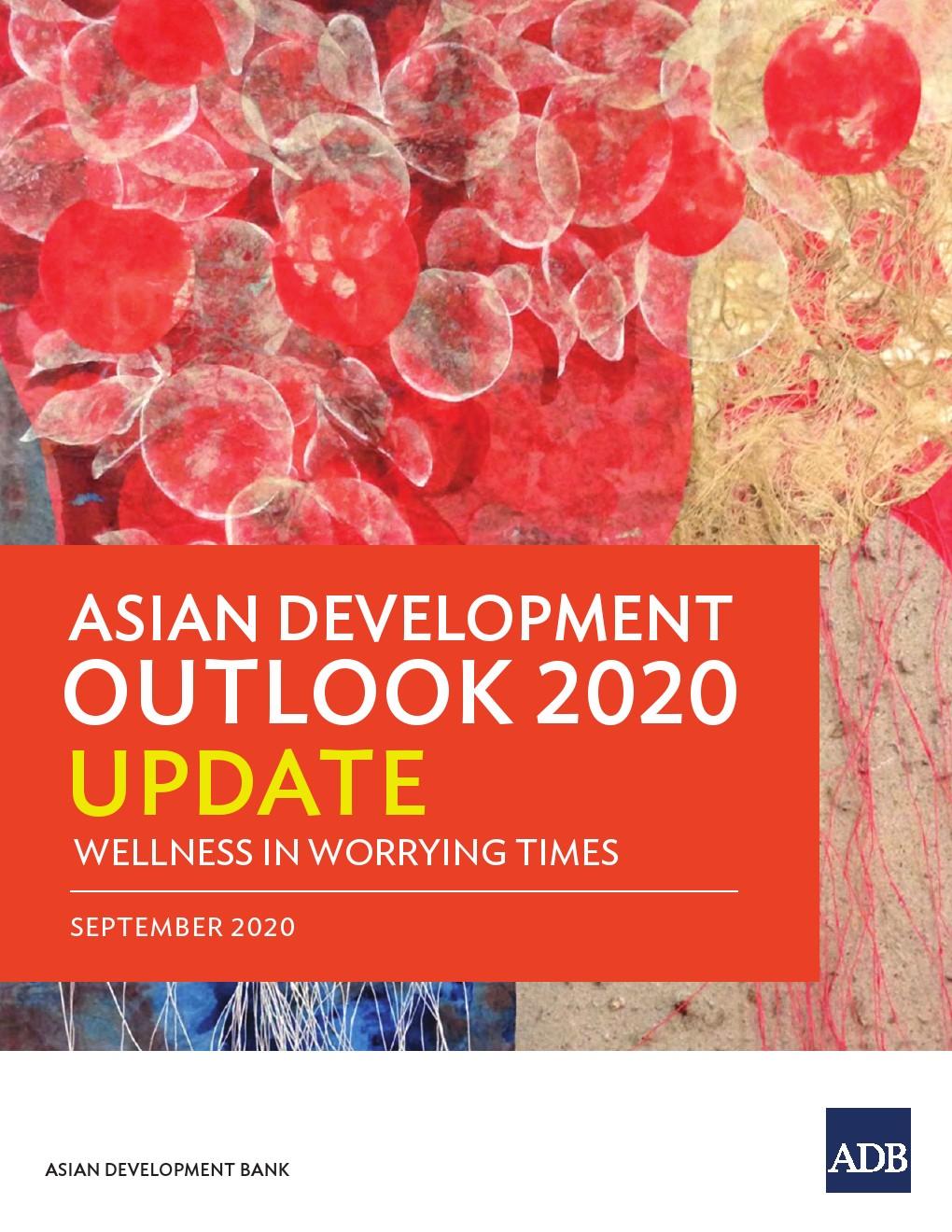 亚洲开发银行:2020年亚洲发展展望报告(270页)