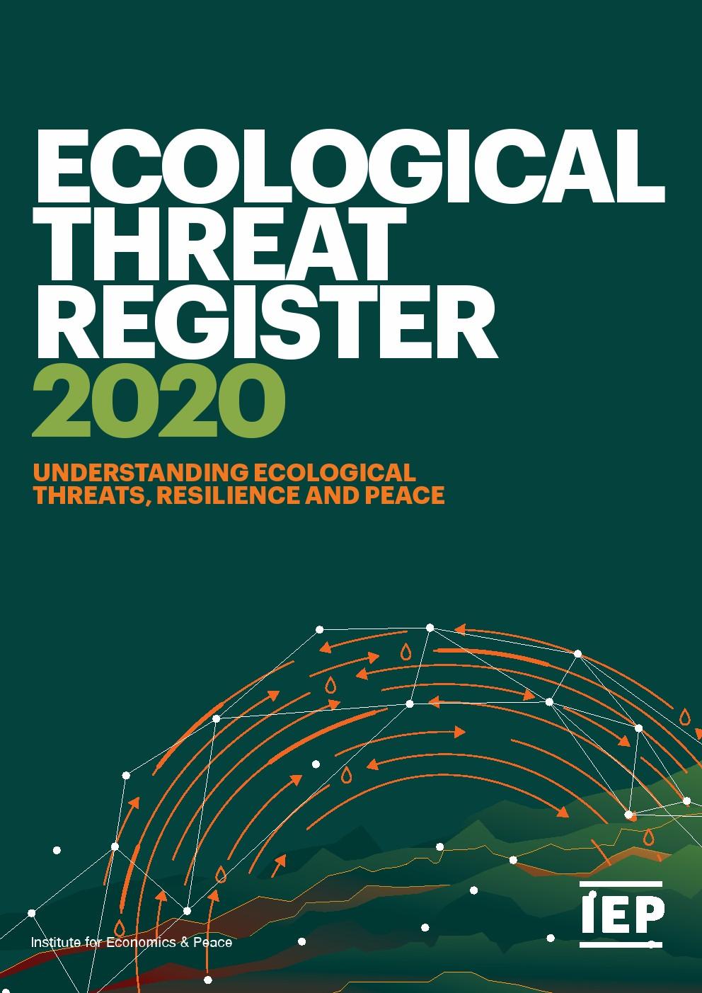 经济与和平研究所:2020年生态威胁报告